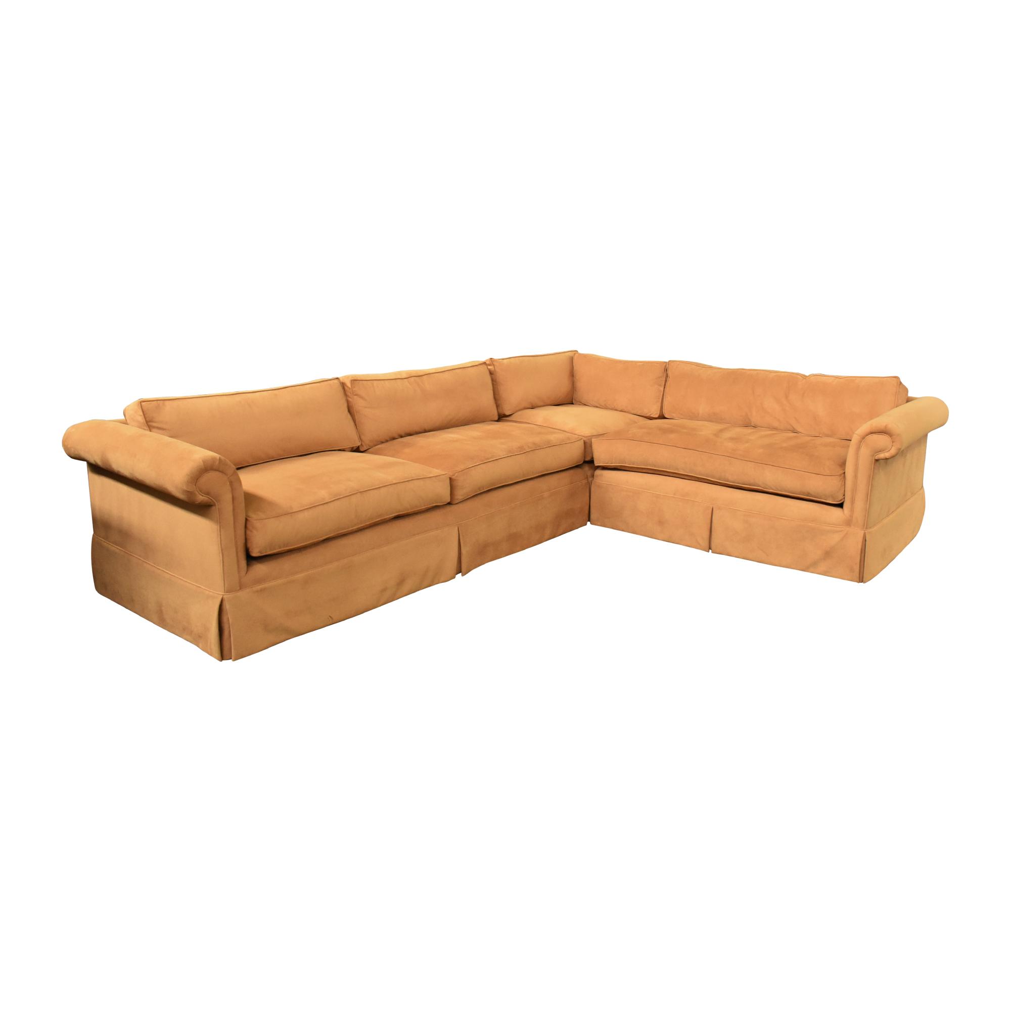 Custom Corner Sectional Sofa sale