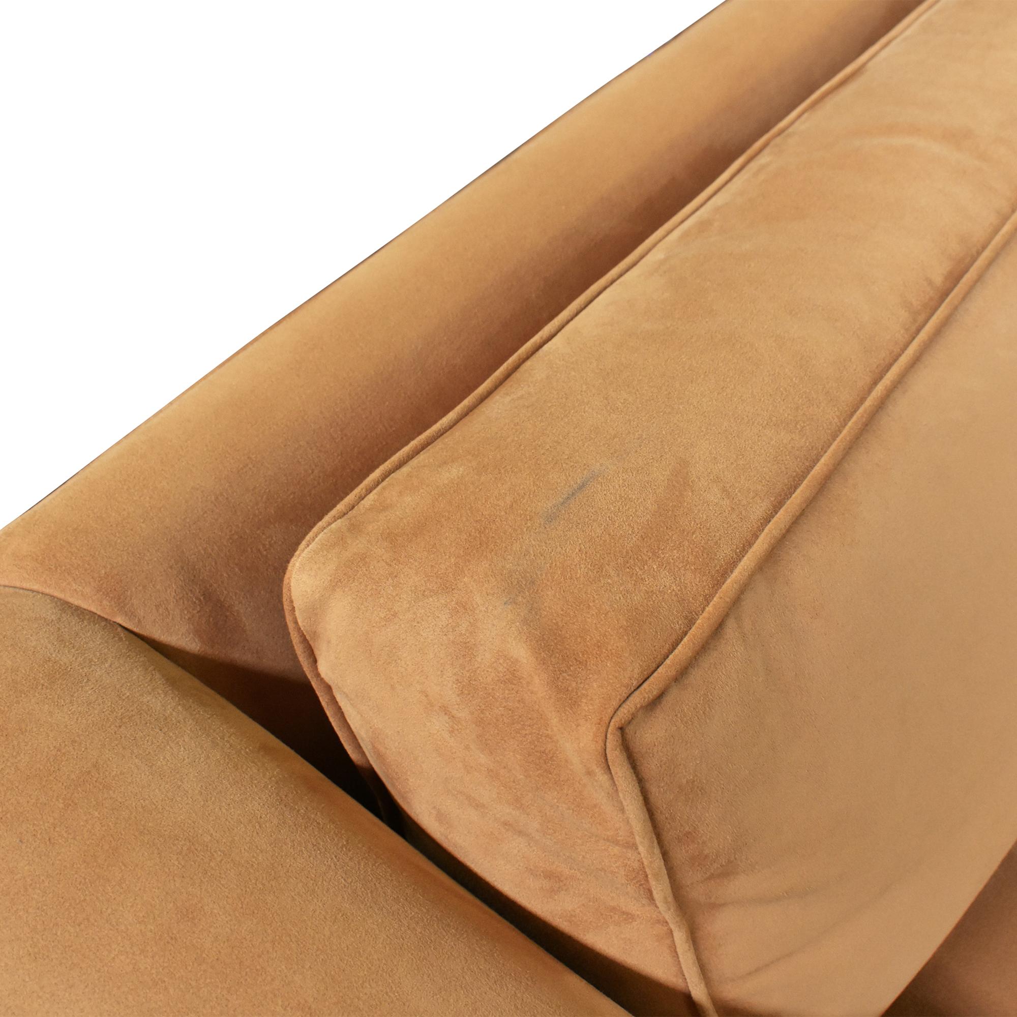 Custom Corner Sectional Sofa ma