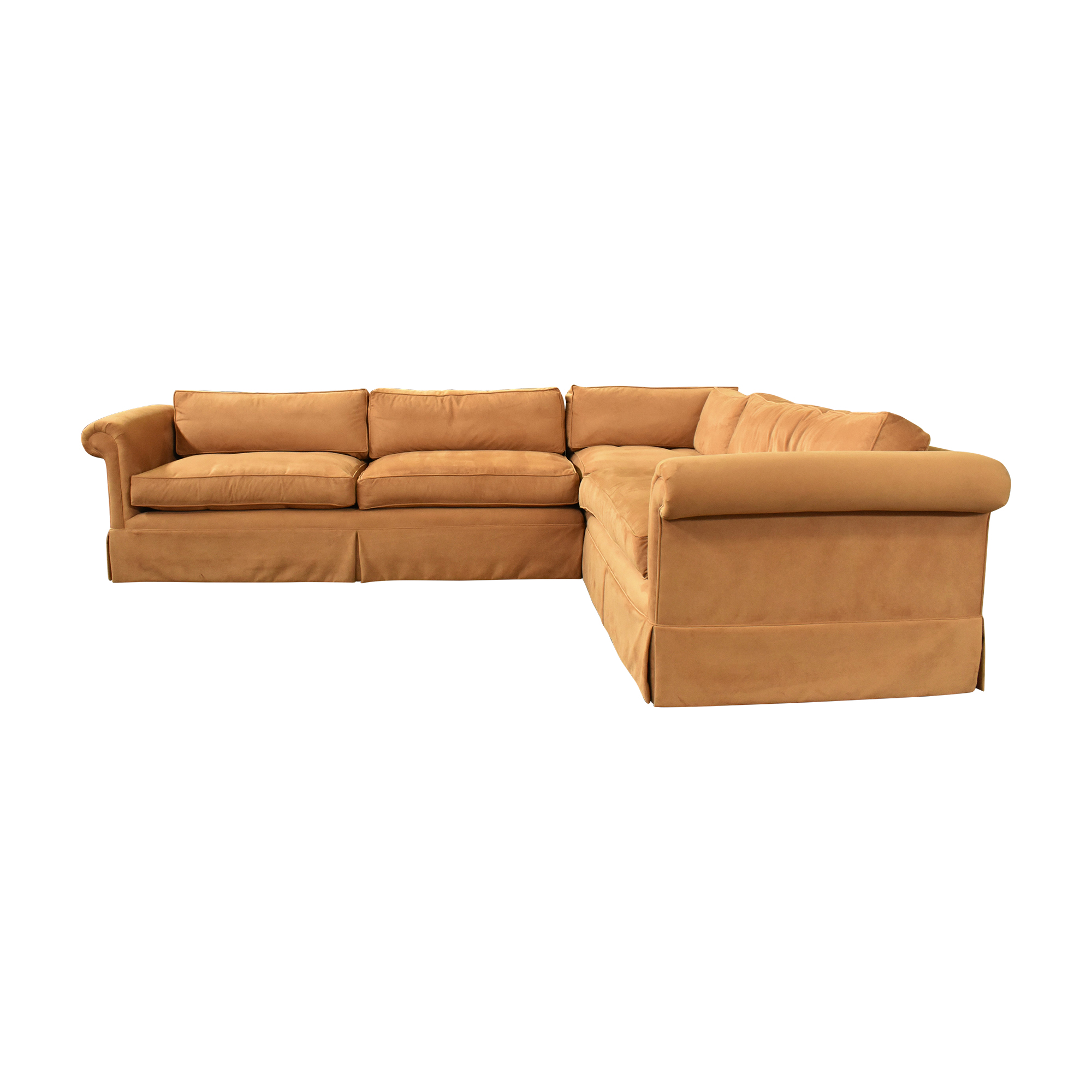 Custom Corner Sectional Sofa second hand