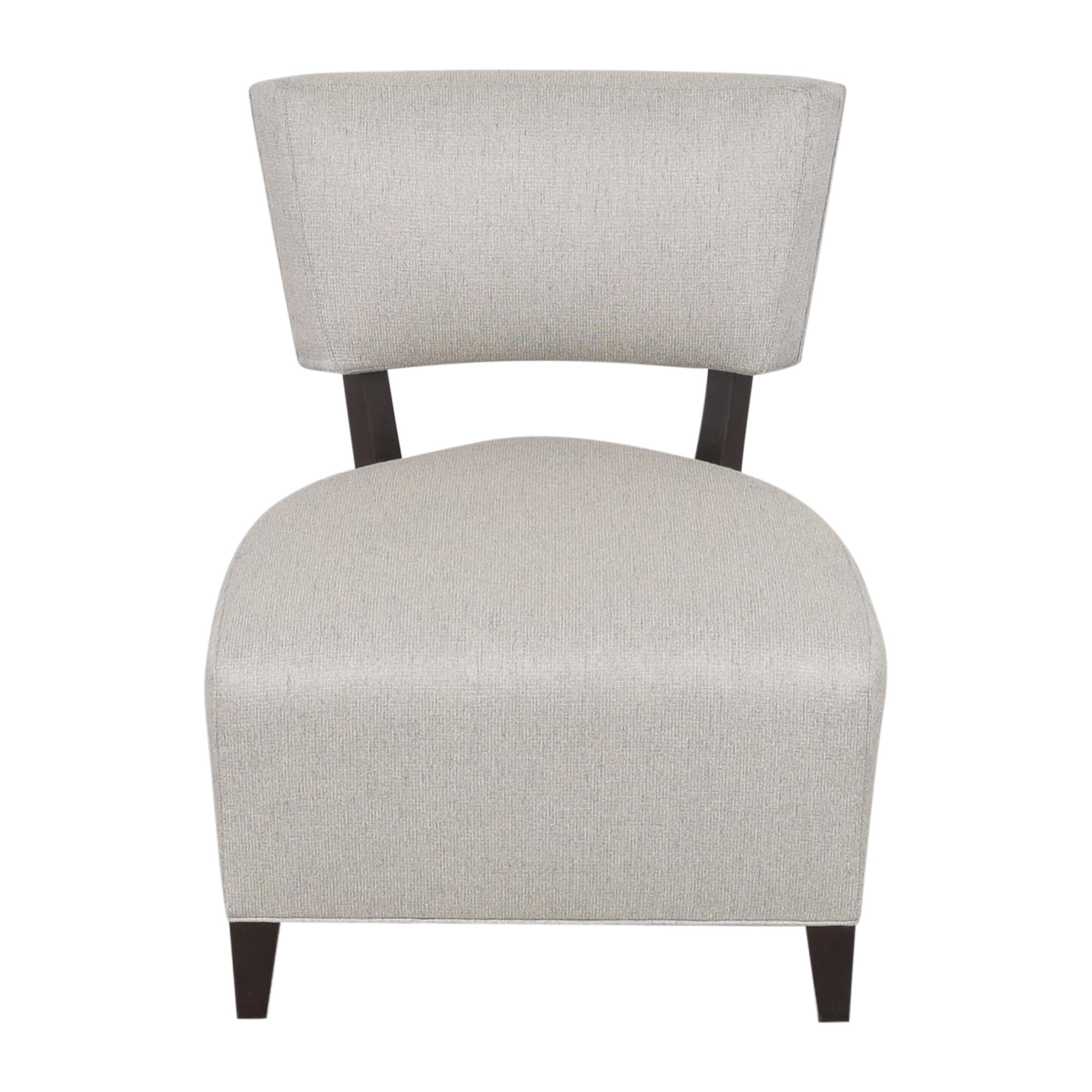 Ethan Allen Ethan Allen Armless Accent Chair on sale