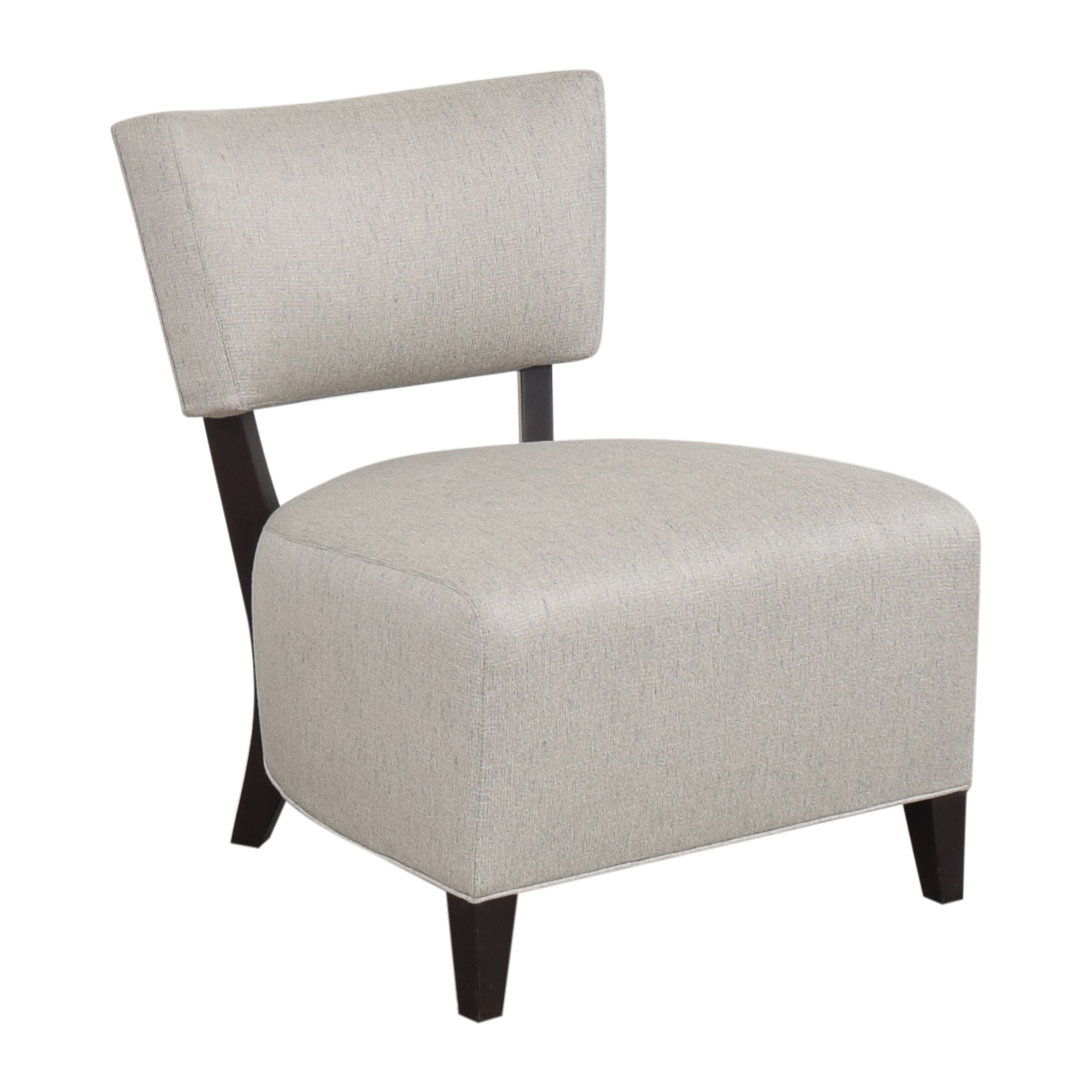 Ethan Allen Armless Accent Chair / Accent Chairs