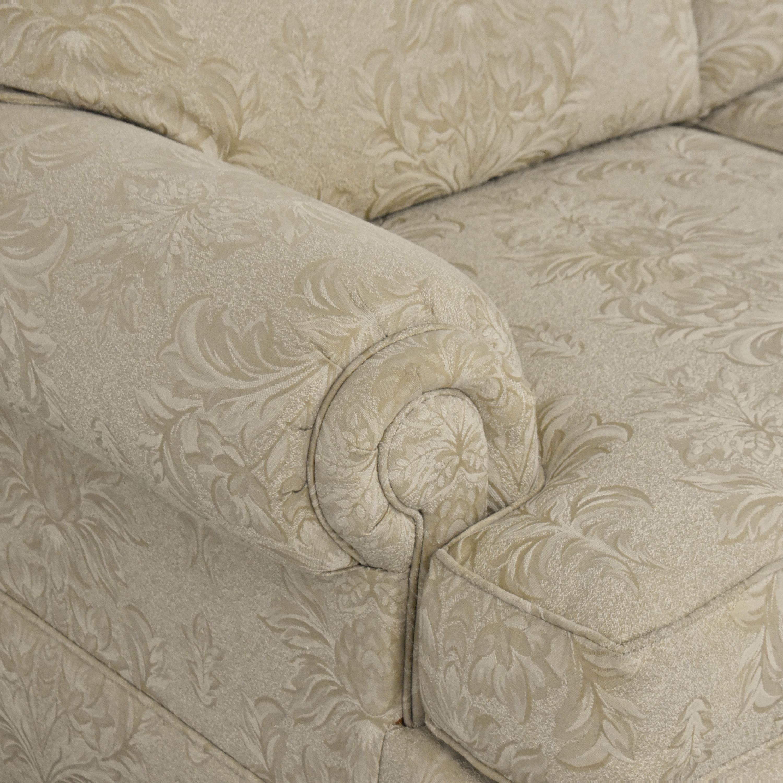 shop Thomasville Three Cushion Sofa Thomasville Classic Sofas