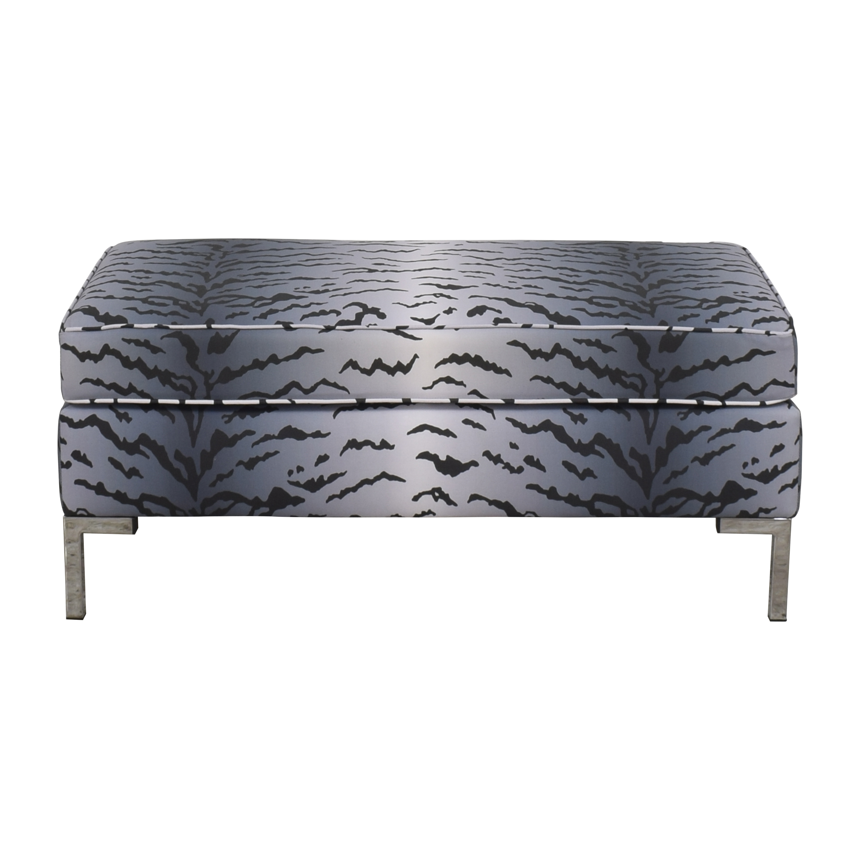 buy The Inside Slate Tiger Modern Bench The Inside