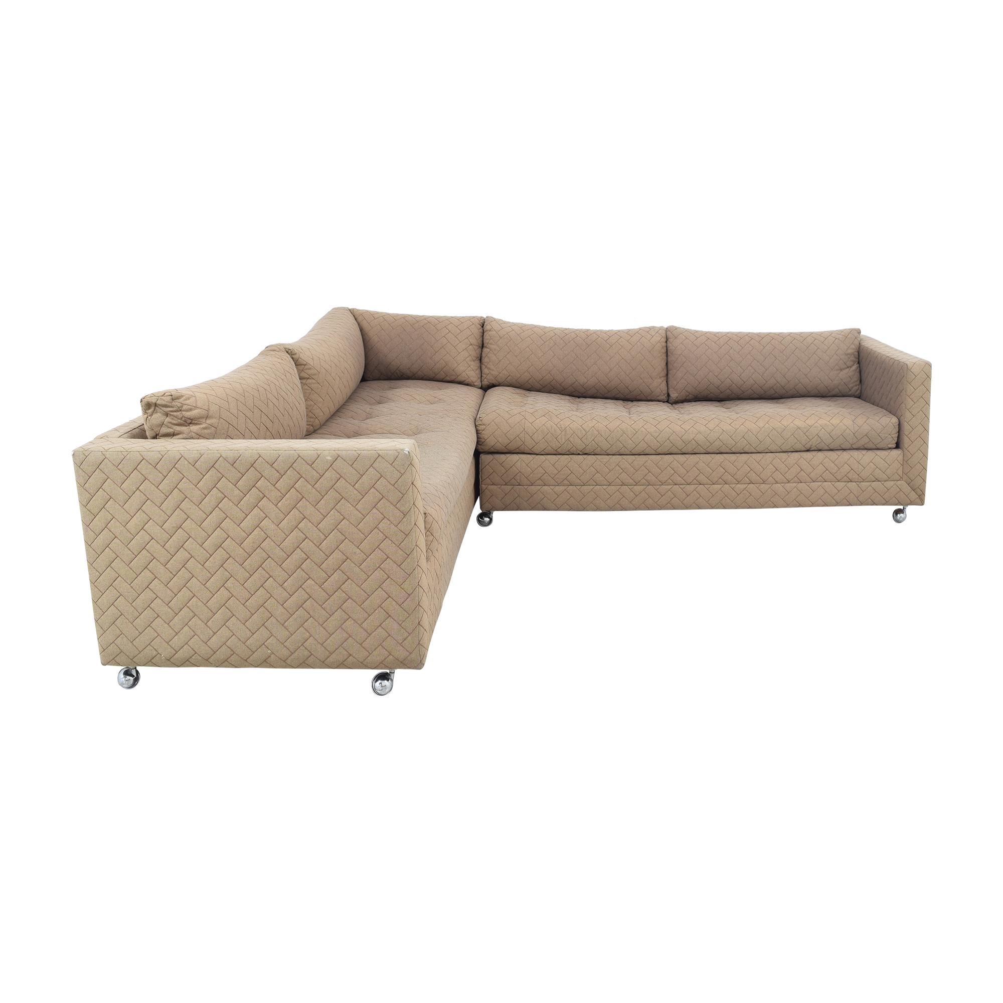 Avery Boardman Avery Boardman Corner Sectional Sleeper Sofa Sectionals