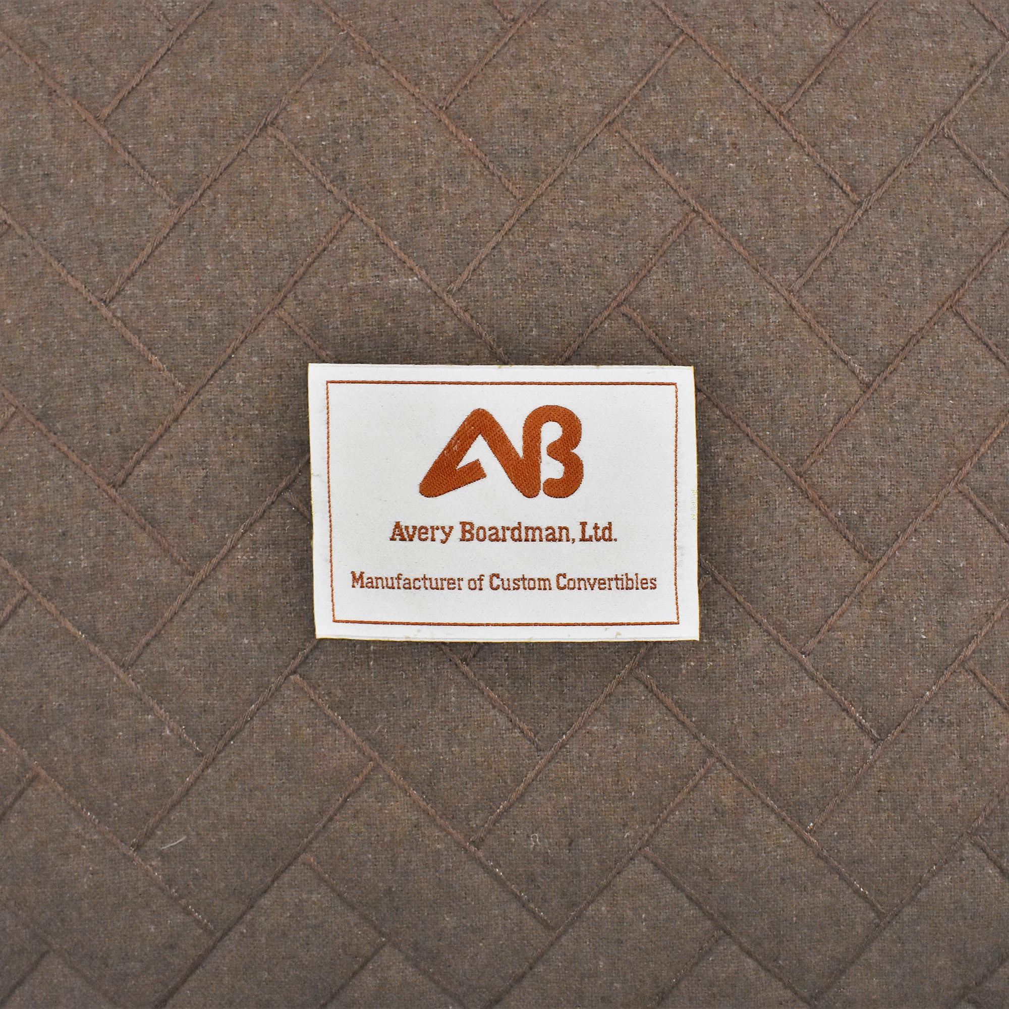 Avery Boardman Avery Boardman Corner Sectional Sleeper Sofa pa