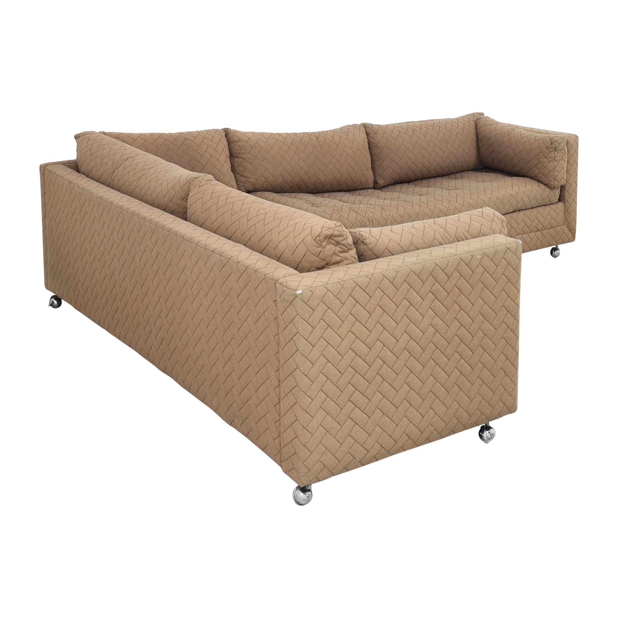 buy Avery Boardman Corner Sectional Sleeper Sofa Avery Boardman Sectionals
