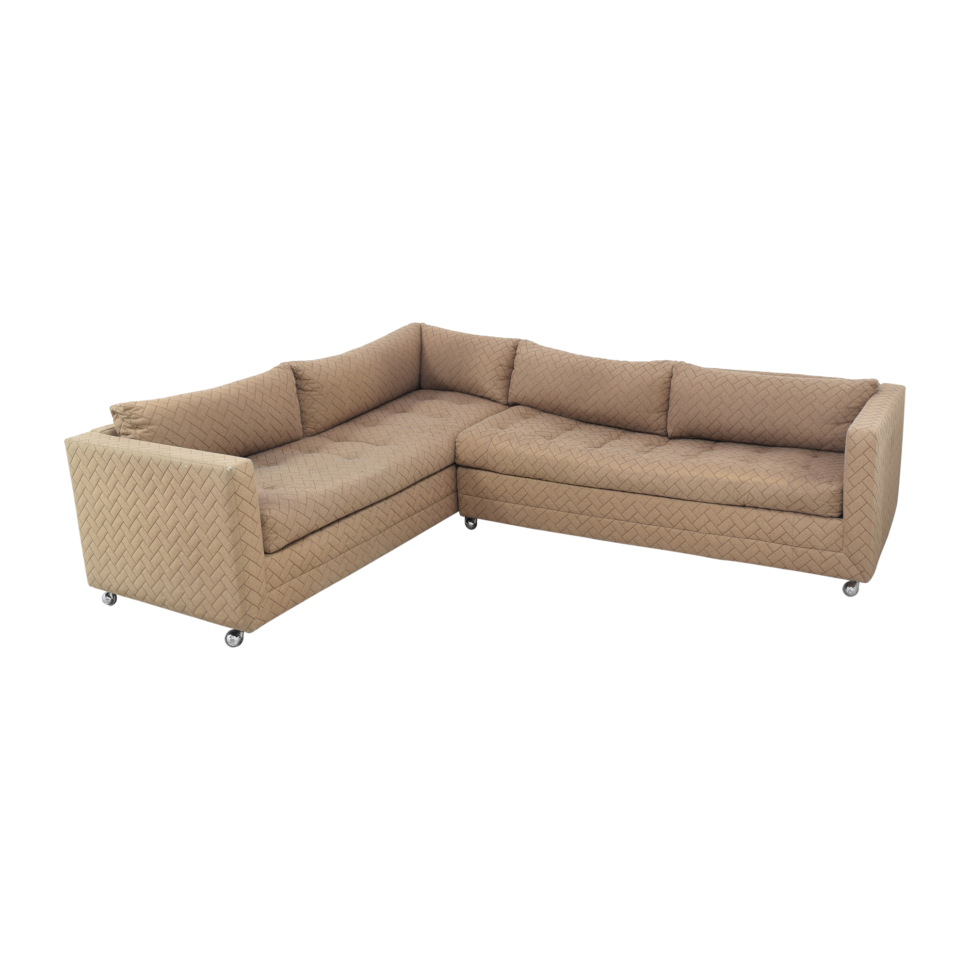 Avery Boardman Corner Sectional Sleeper Sofa / Sectionals