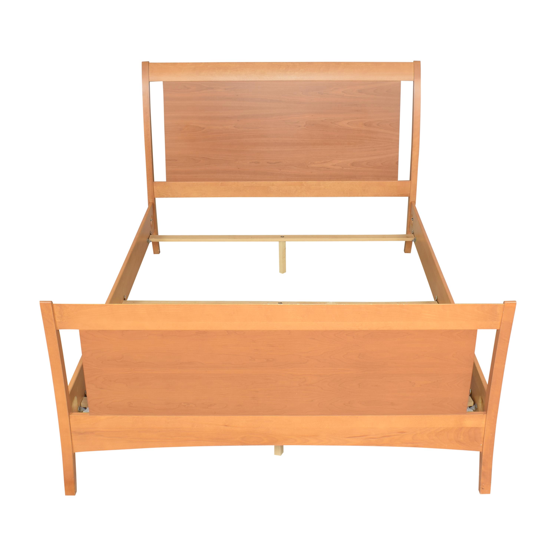 shop Queen Sleigh Bed  Beds