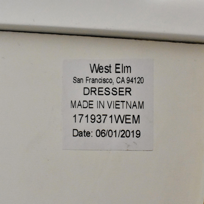 West Elm West Elm Six Drawer Dresser nyc