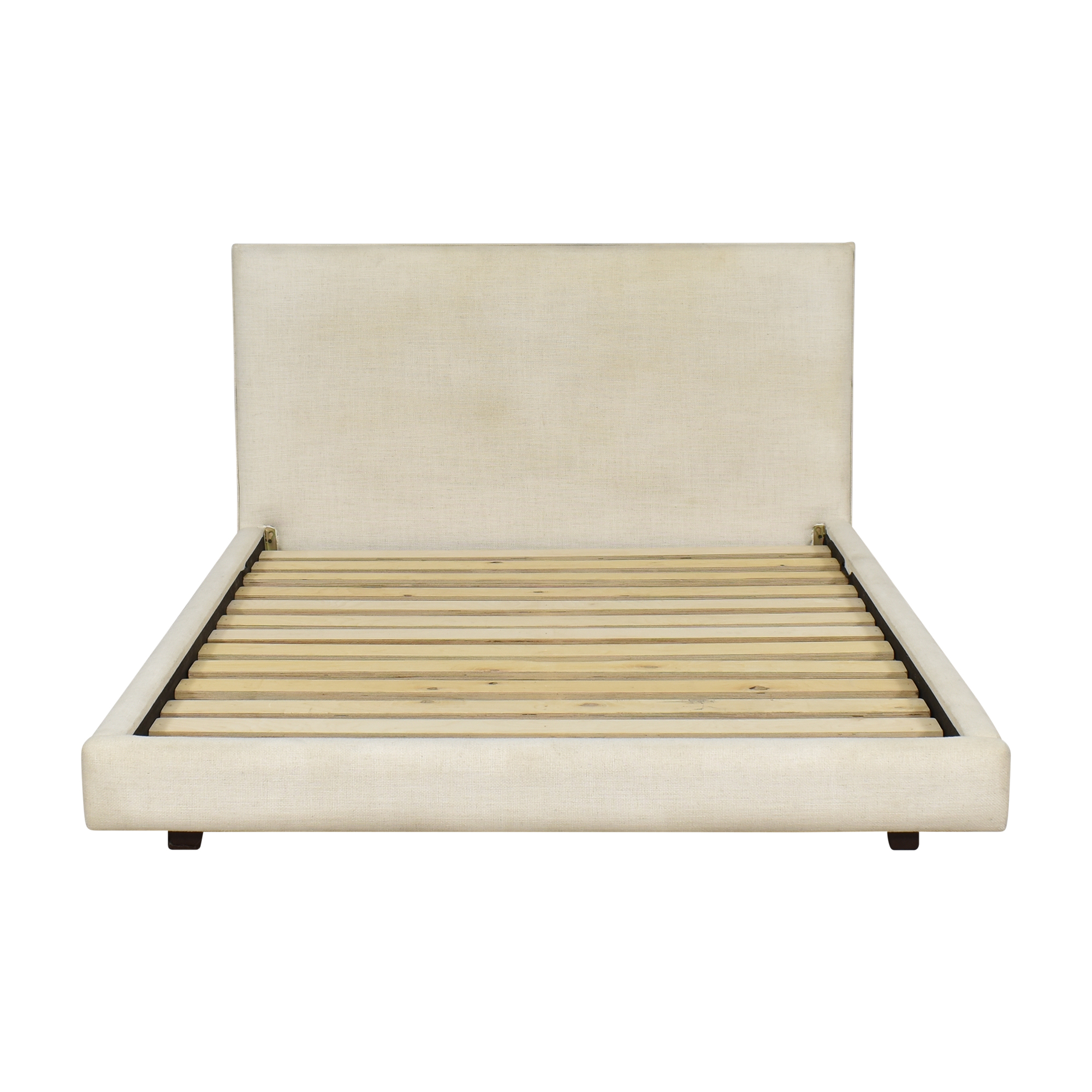 CB2 CB2 Facade Full Bed used