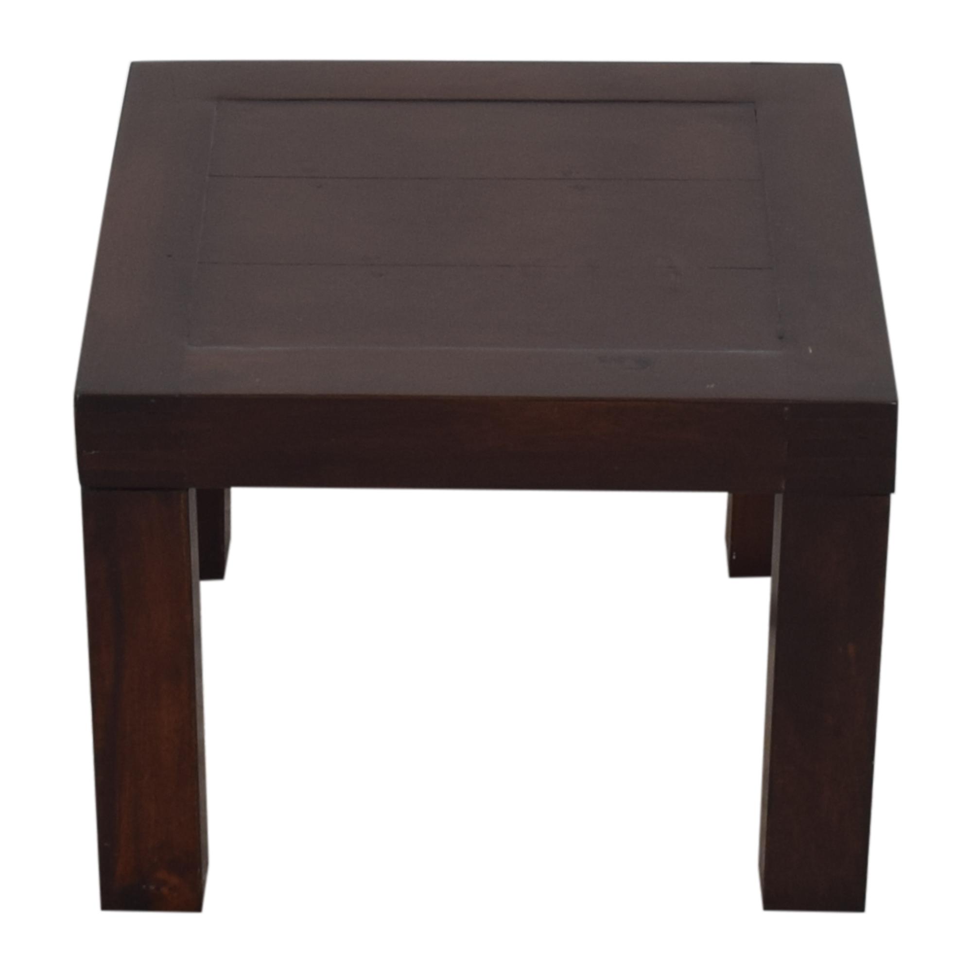 Huisraad Huisraad End Table pa