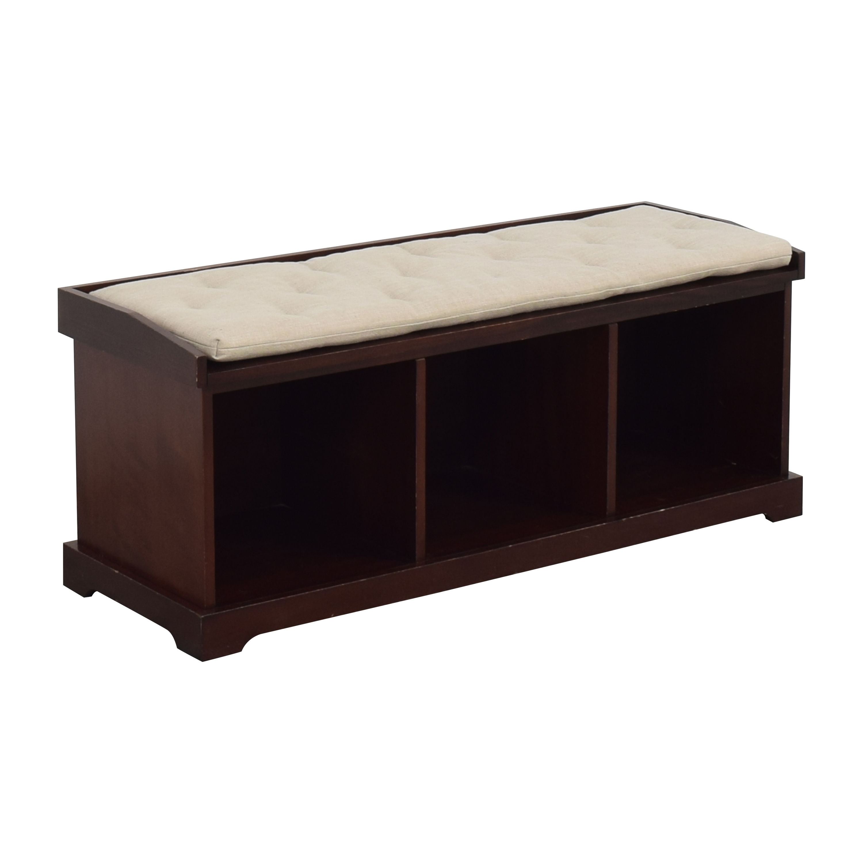 shop Pottery Barn Pottery Barn Entryway Storage Bench online