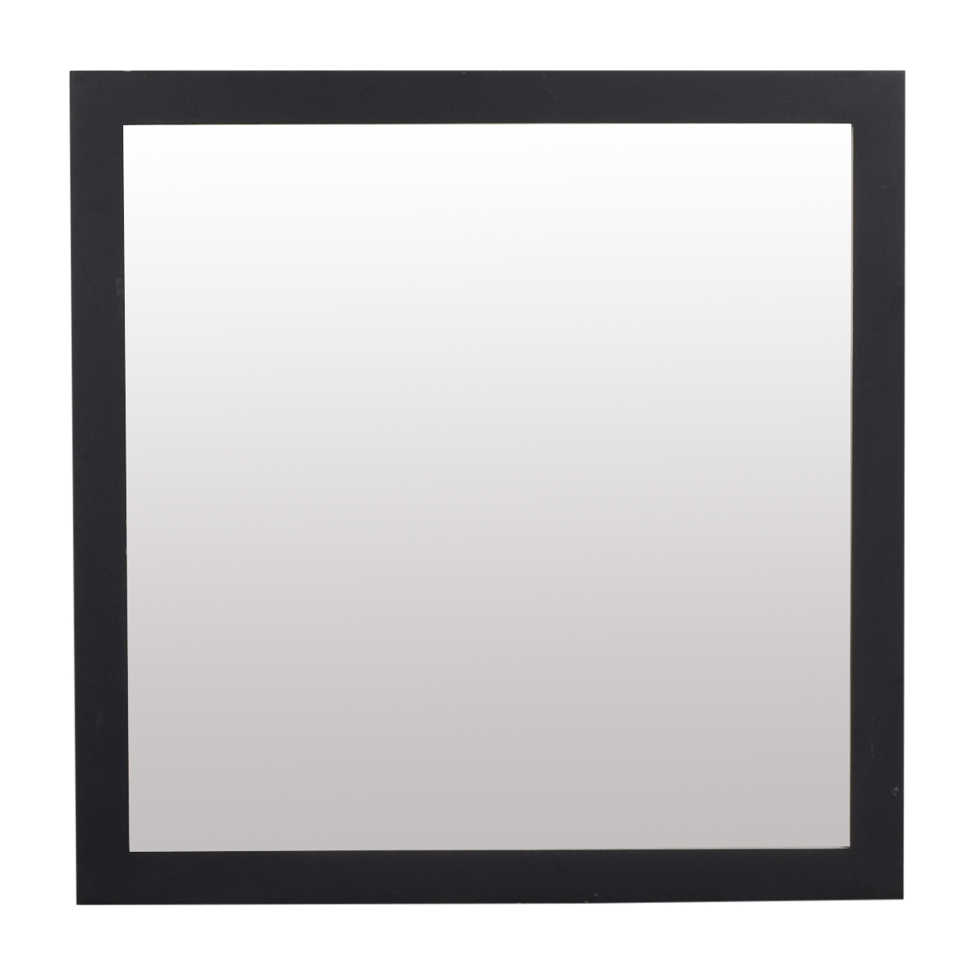 Pottery Barn Pottery Barn Square Wall Mirror for sale