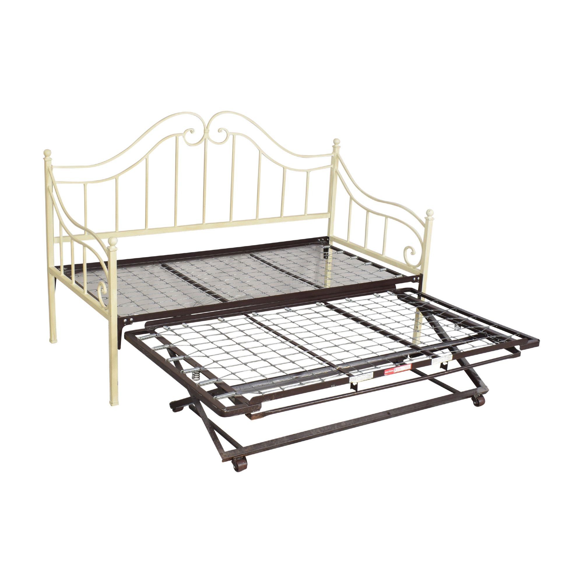 Ethan Allen Ethan Allen Openwork Twin Trundle Daybed used