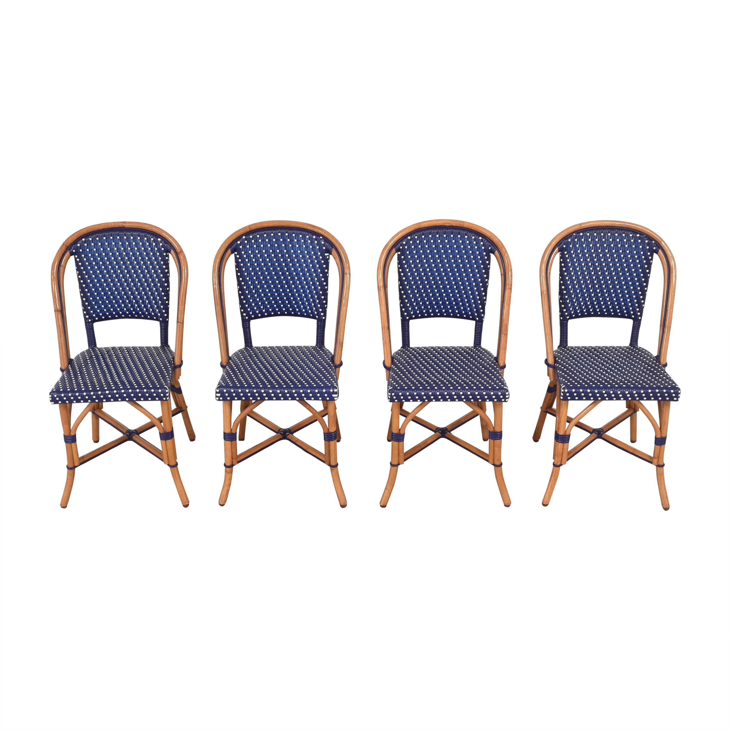 French-Style Bistro Chairs second hand