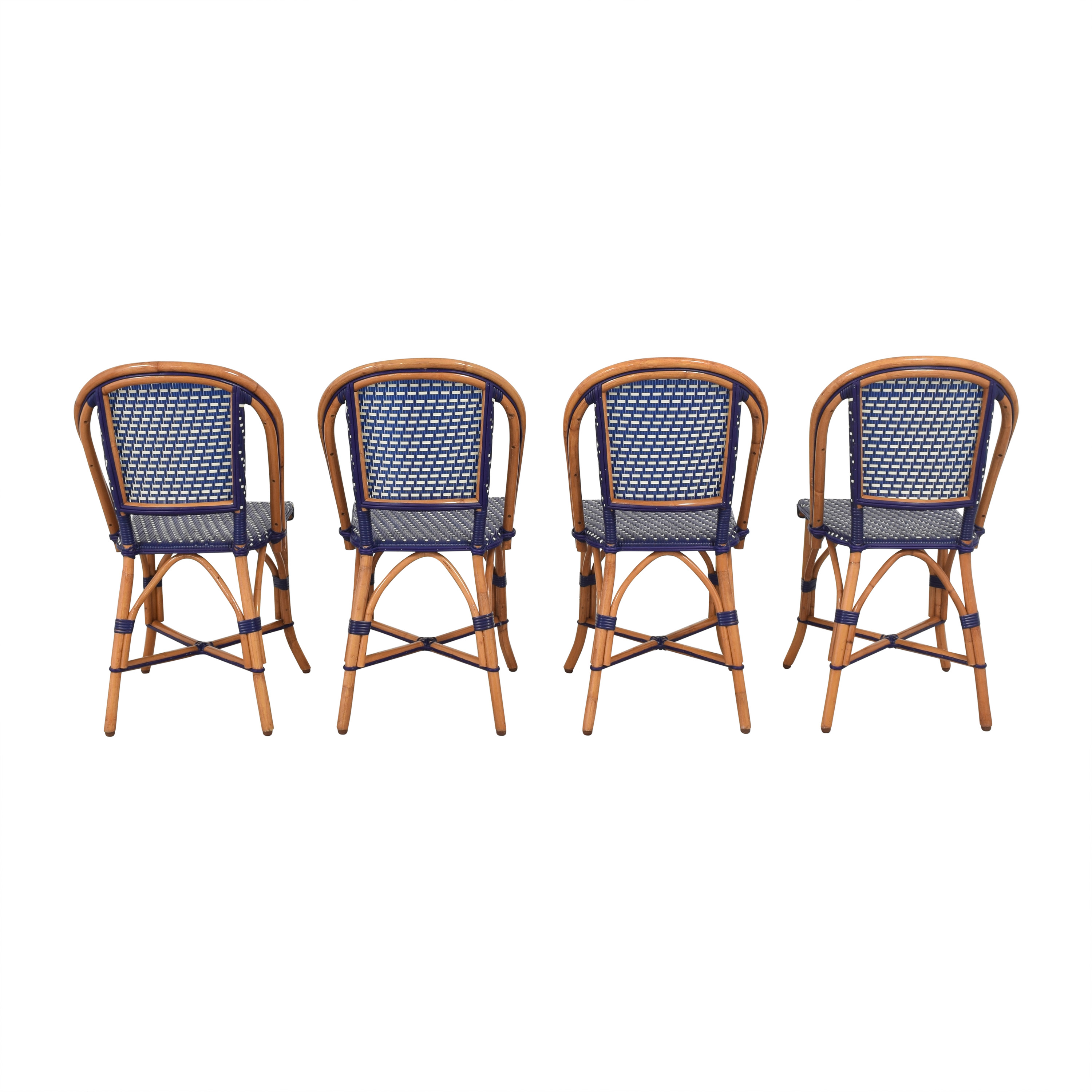 French-Style Bistro Chairs pa