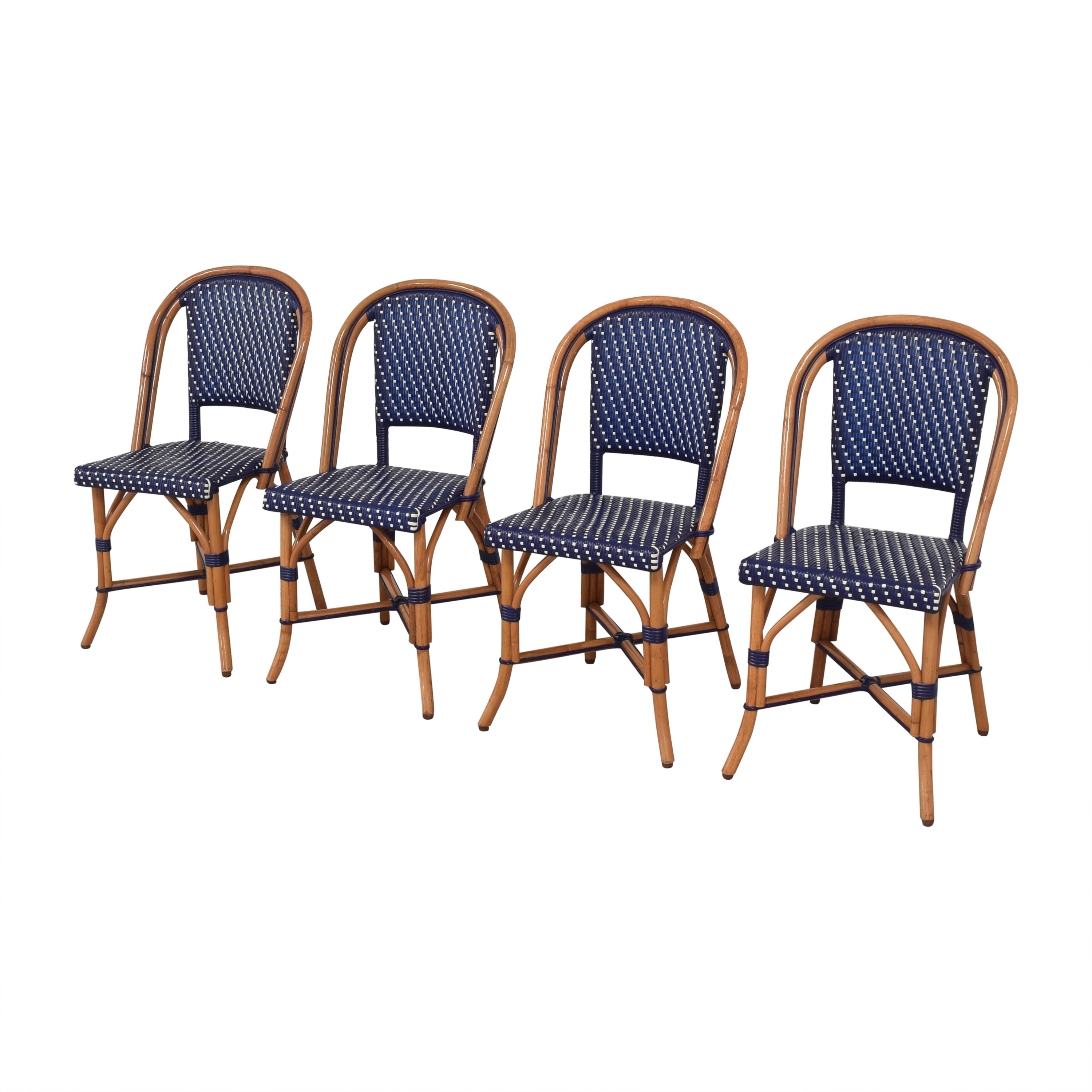 French-Style Bistro Chairs used