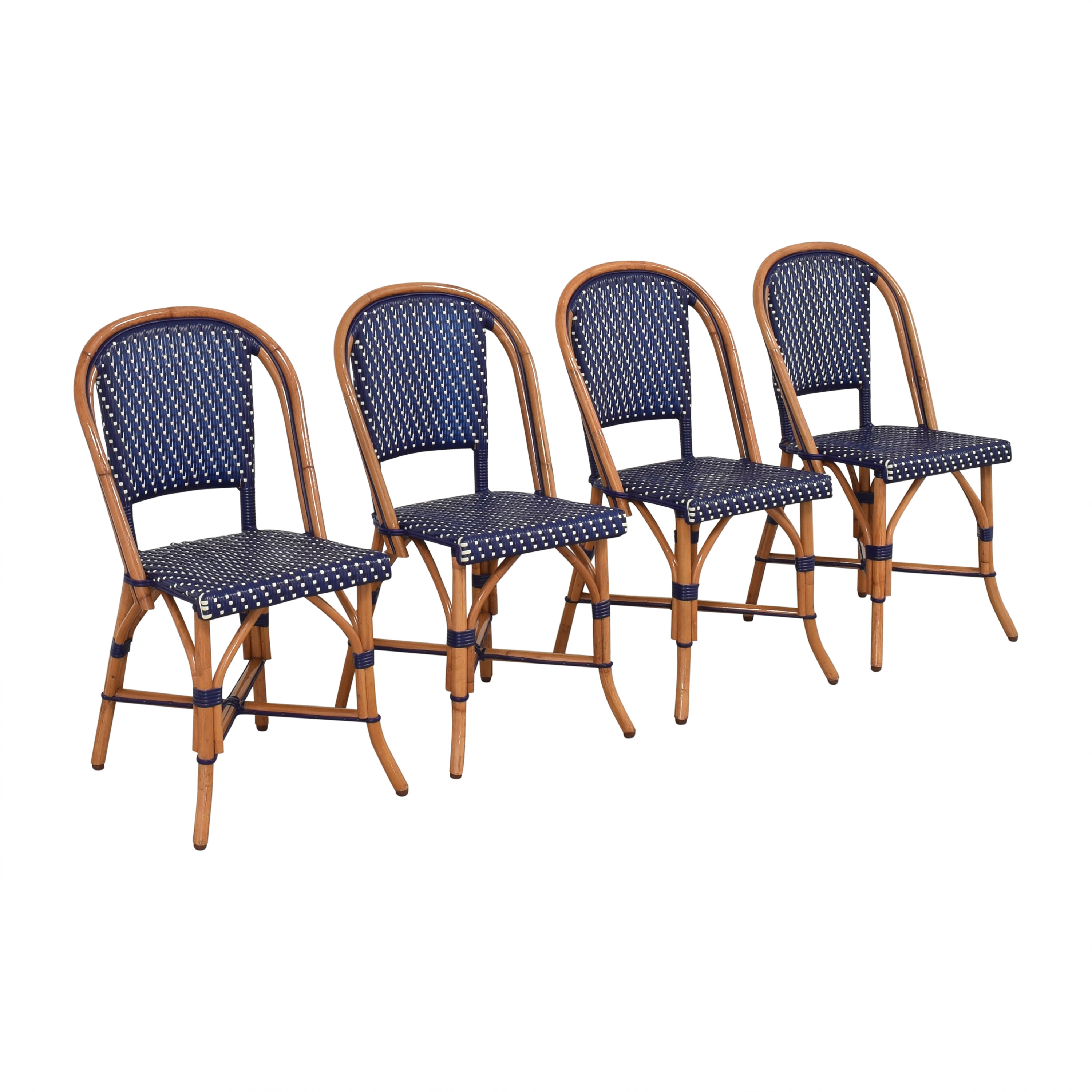 French-Style Bistro Chairs Dining Chairs