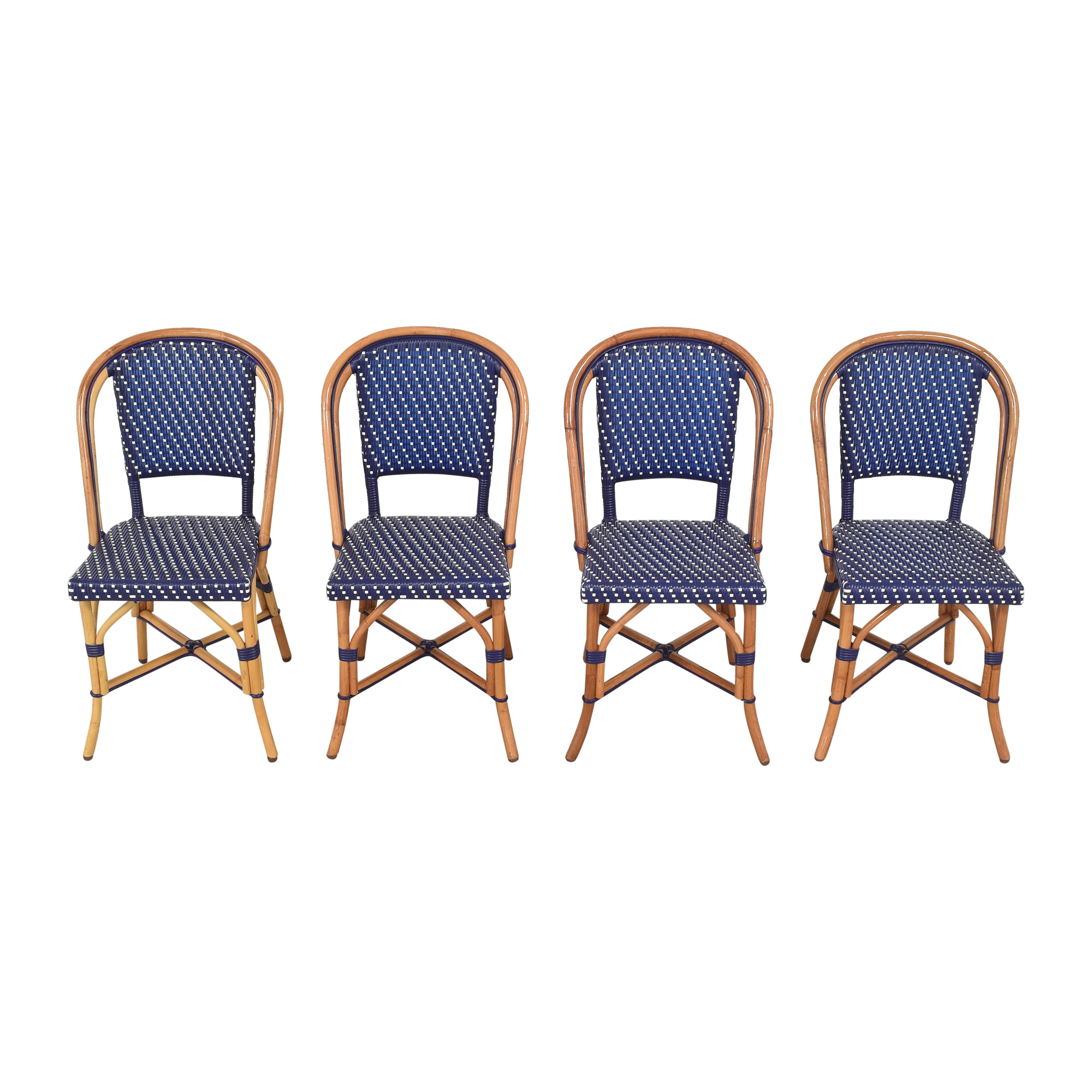 French Bistro Chairs / Chairs