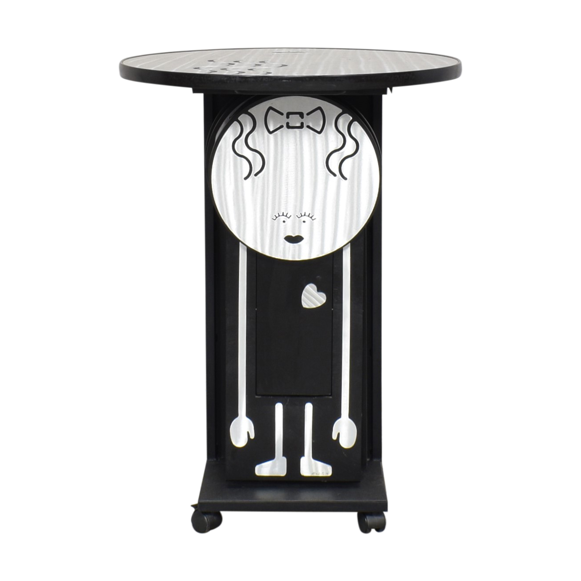 Rockledge Designs Rockledge Designs by Fred Garbotz Bistro Table with Stools discount