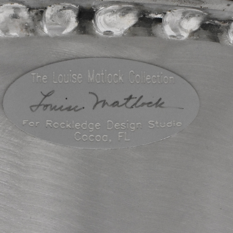Rockledge Designs Louis Matlock for Rockledge Design Studios Joker Chair second hand