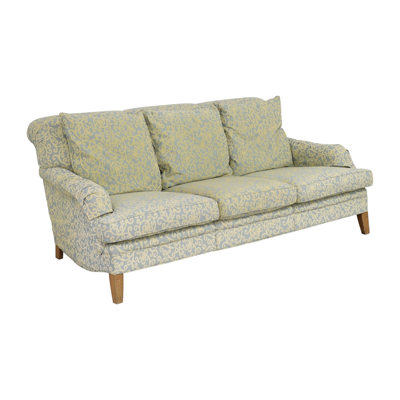 English Roll Arm Sofa Classic Sofas