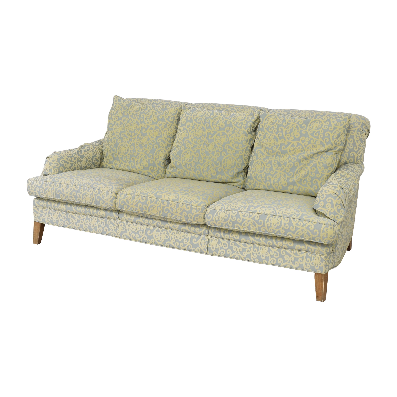 English Roll Arm Sofa ma