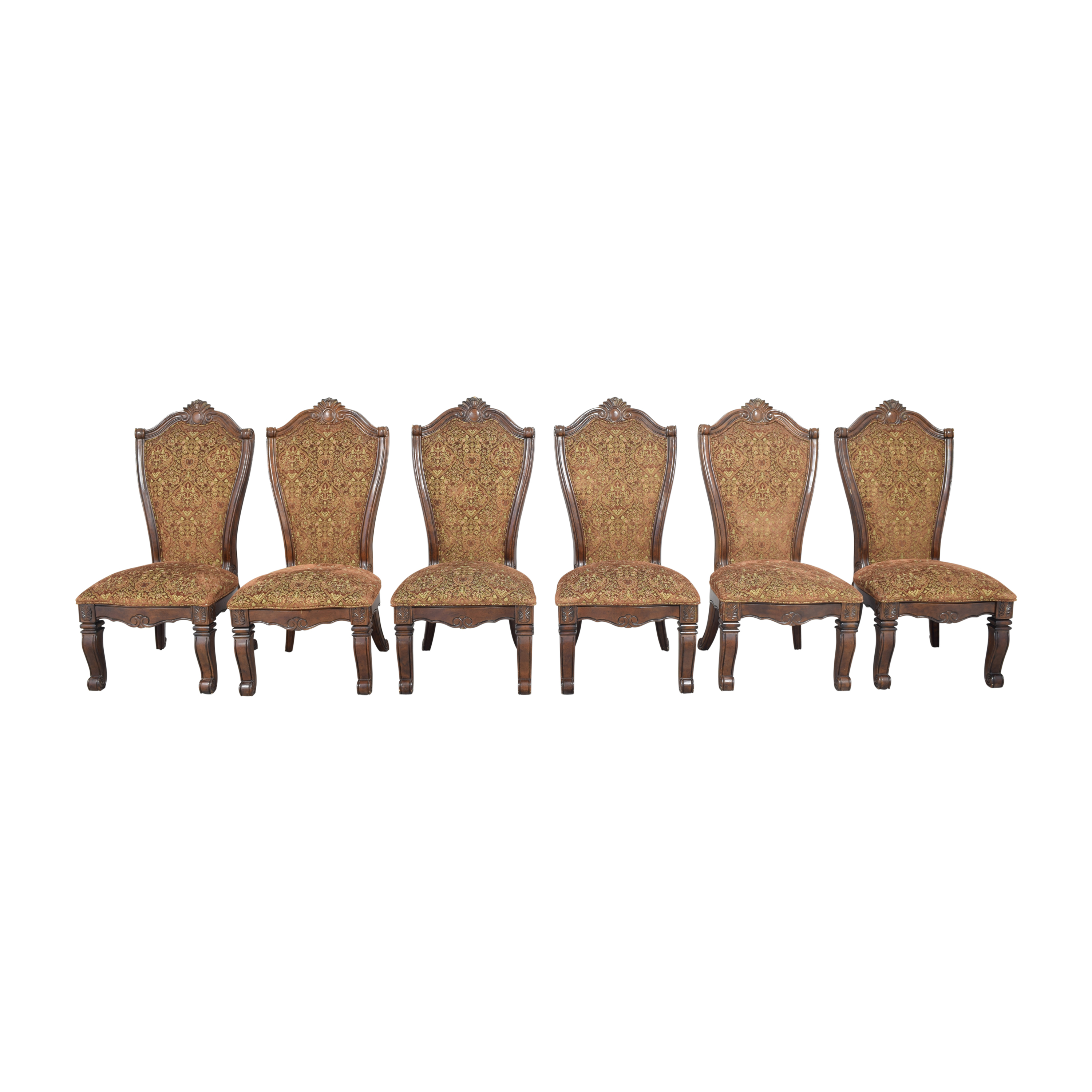shop AICO Windsor Court Dining Side Chairs AICO