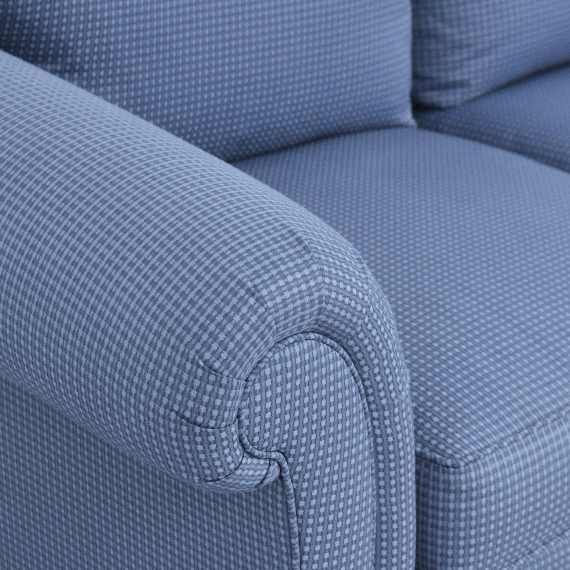 Kindel Kindel Sleigh Arm Sofa Classic Sofas