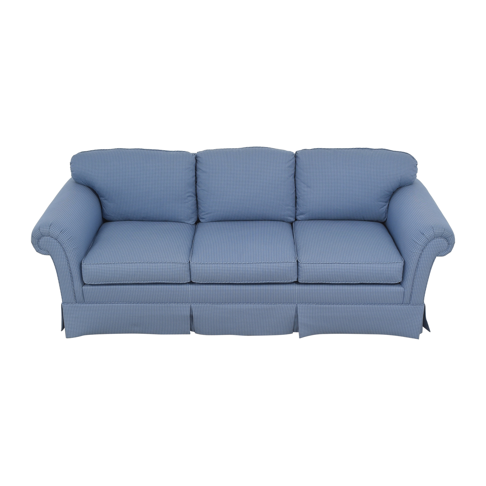 Kindel Sleigh Arm Sofa Kindel