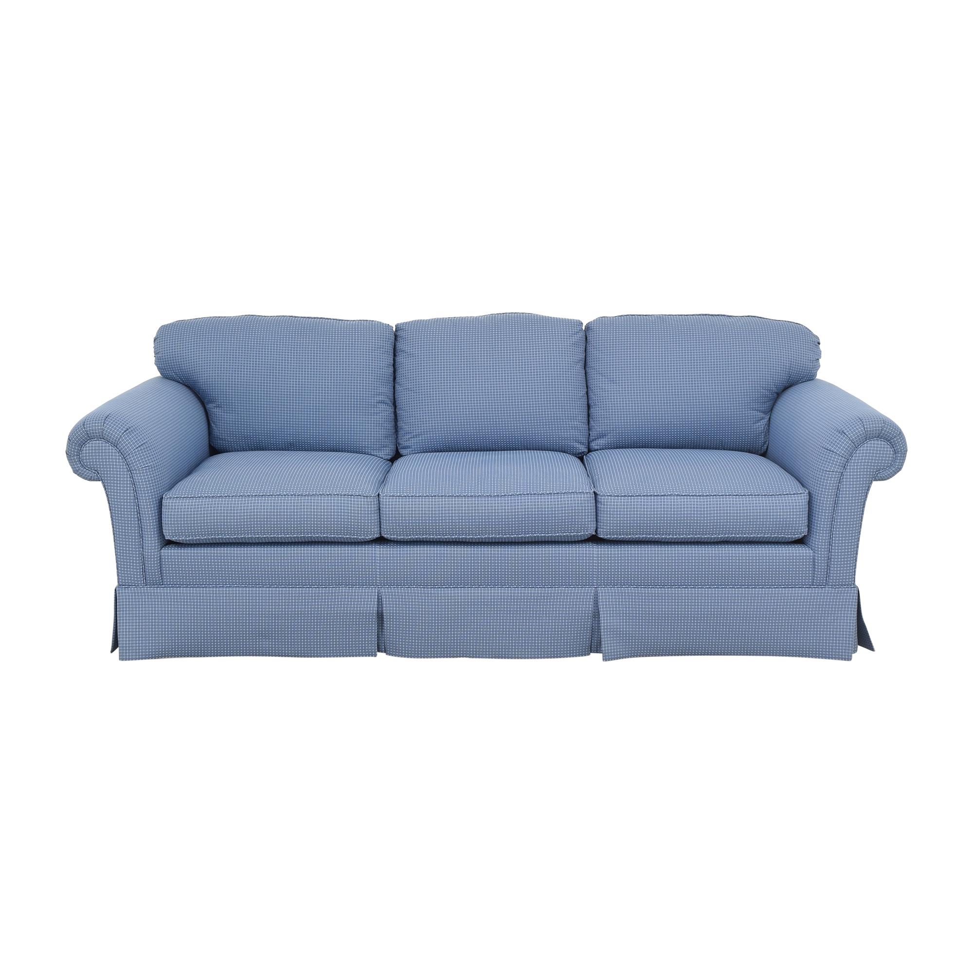 Kindel Kindel Sleigh Arm Sofa nj