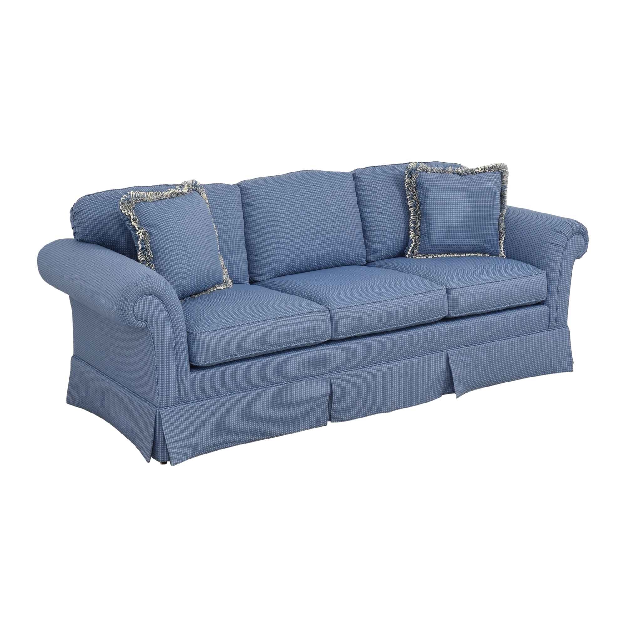 Kindel Kindel Sleigh Arm Sofa for sale