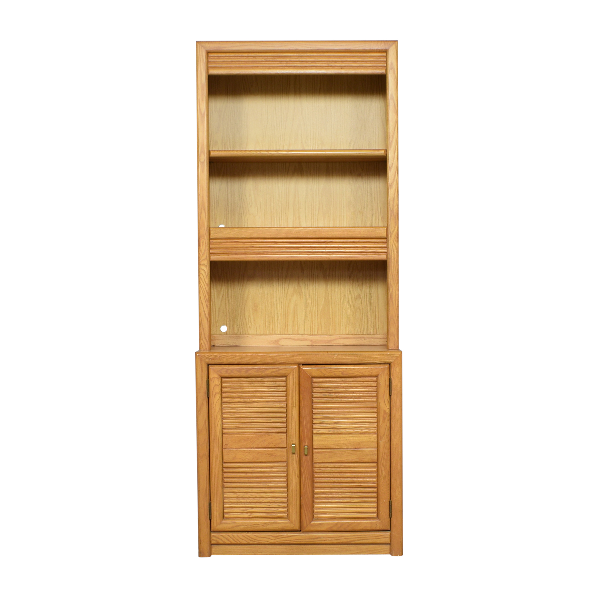 Bookcase with Cabinet / Storage