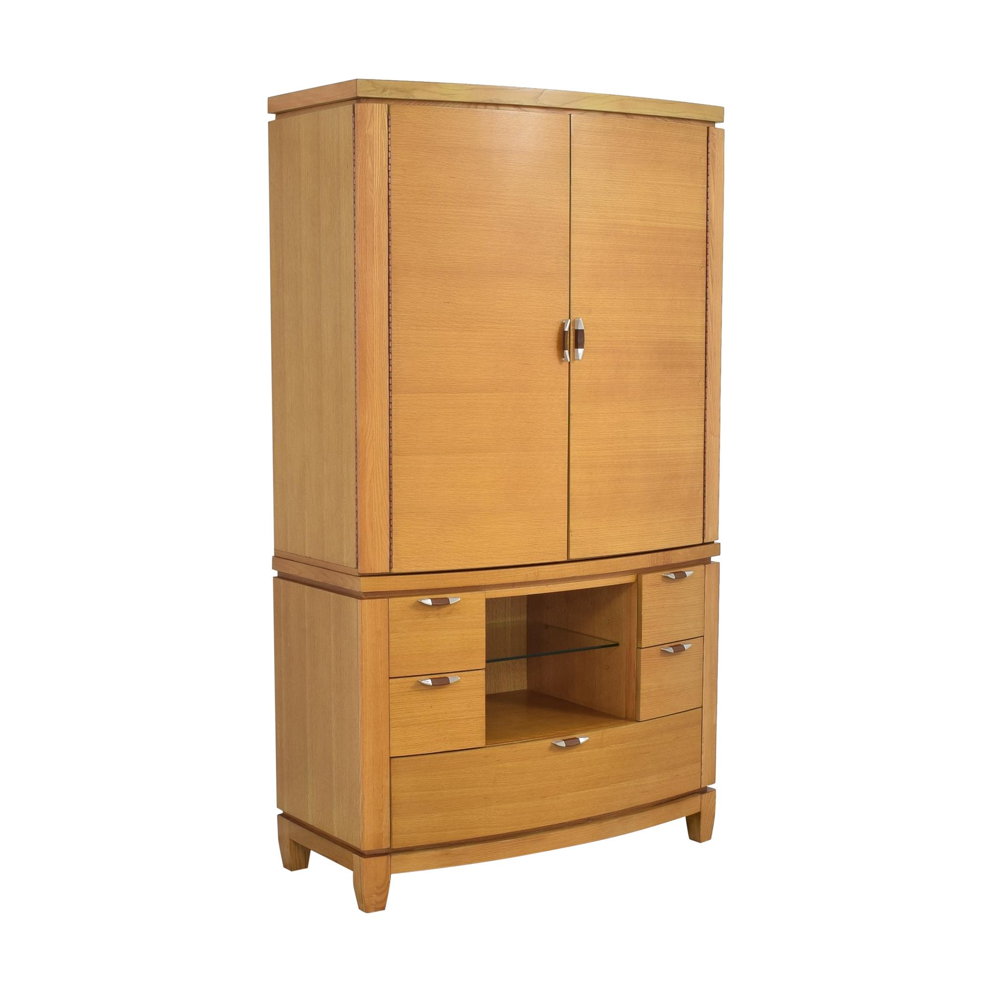 Fairmont Designs Fairmont Designs Media Armoire  light brown