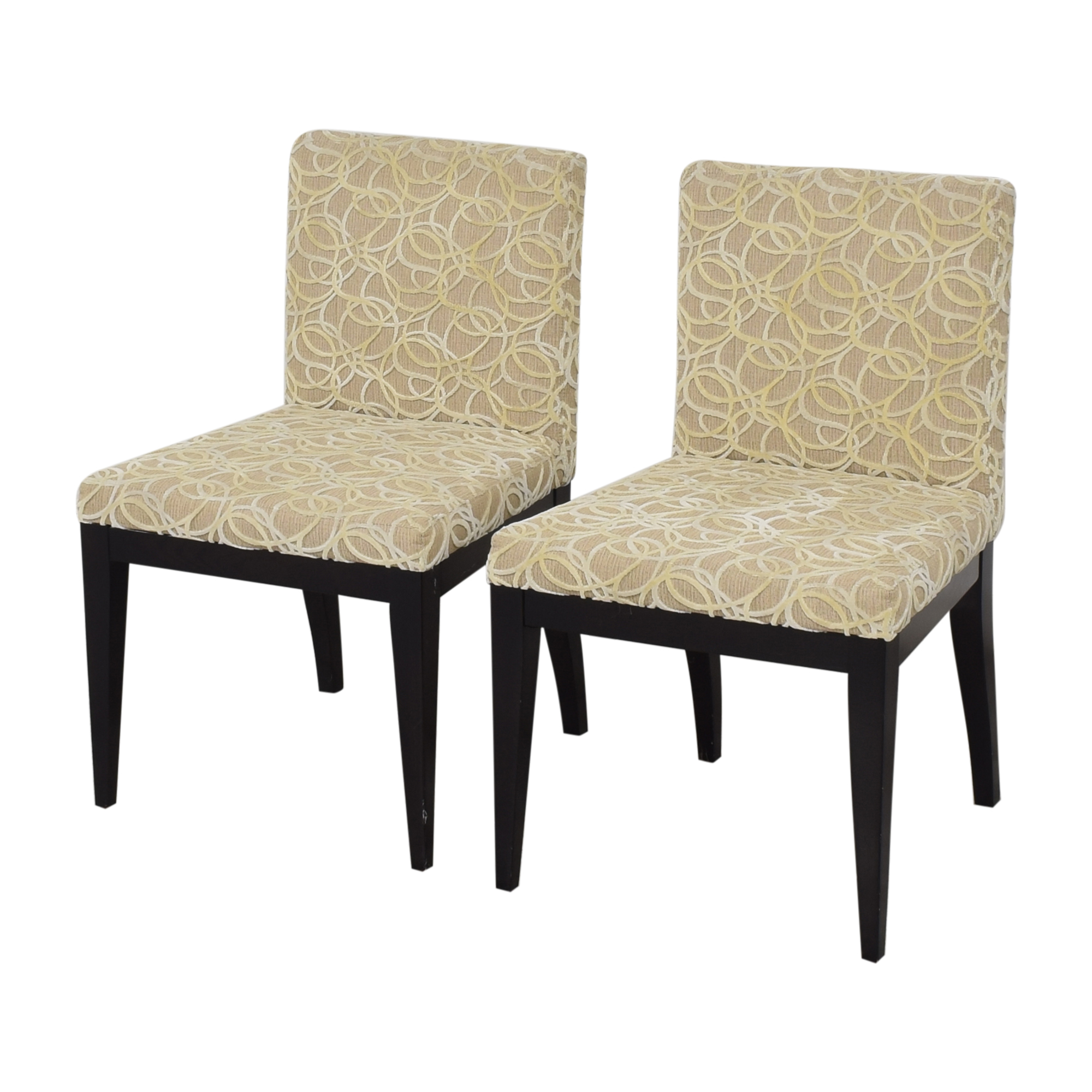 Bolier & Company Bolier & Company Upholstered Dining Chairs for sale