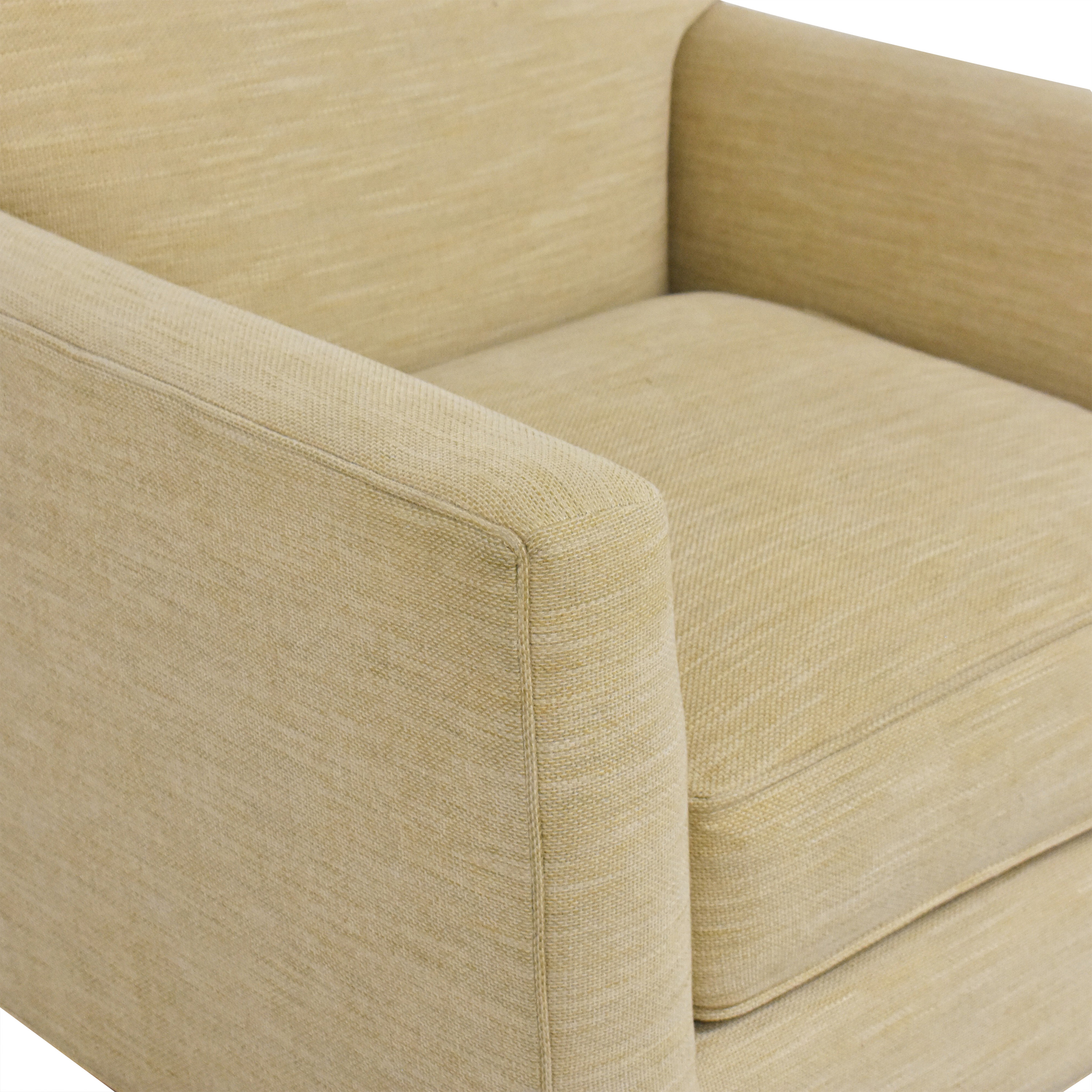 Crate & Barrel Crate & Barrel Hennessy Chair discount