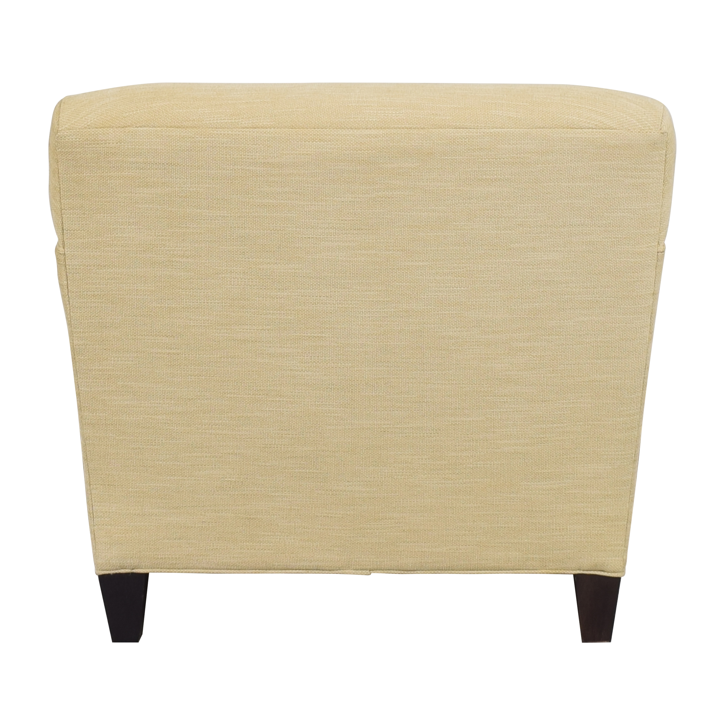 Crate & Barrel Crate & Barrel Hennessy Chair Accent Chairs