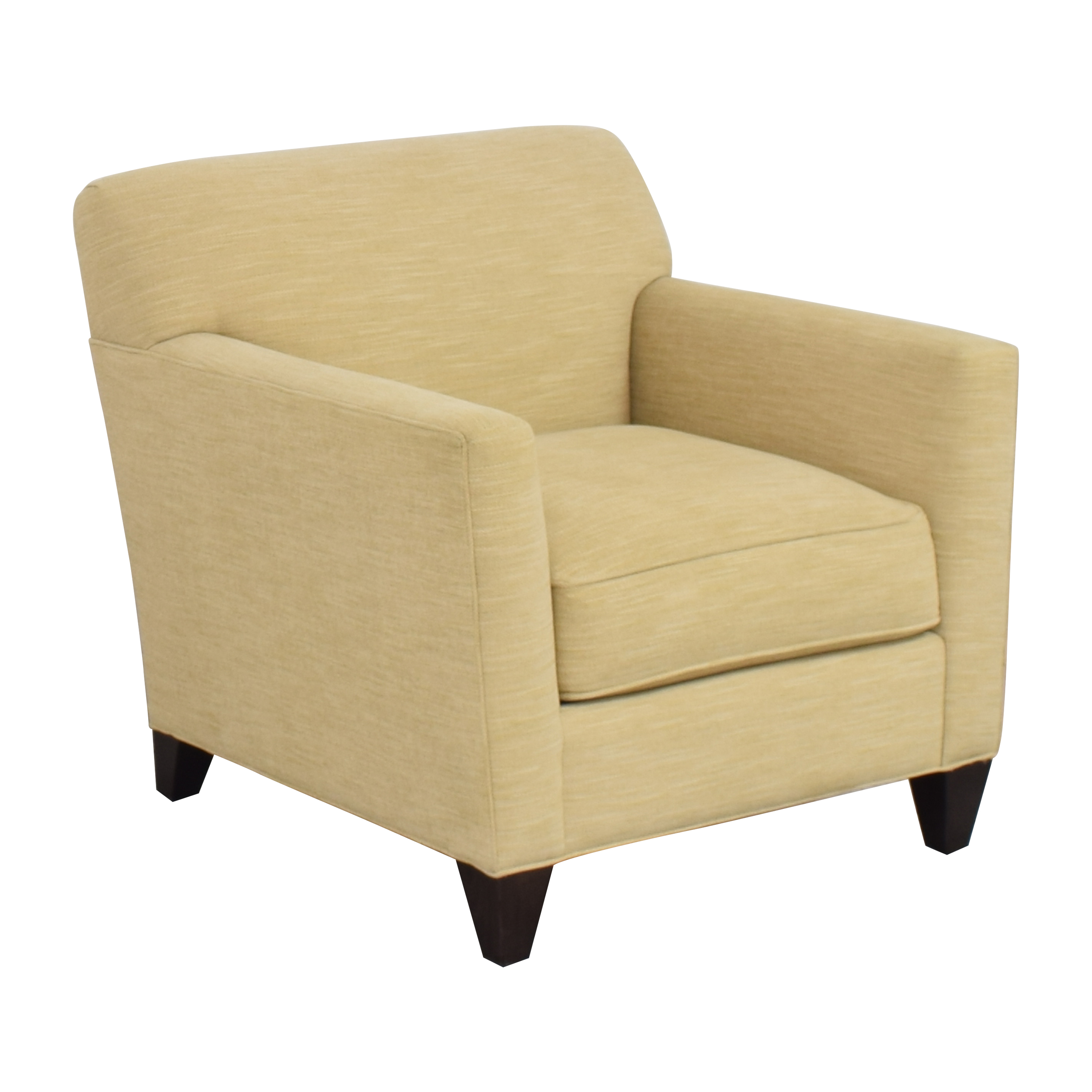 Crate & Barrel Crate & Barrel Hennessy Chair used