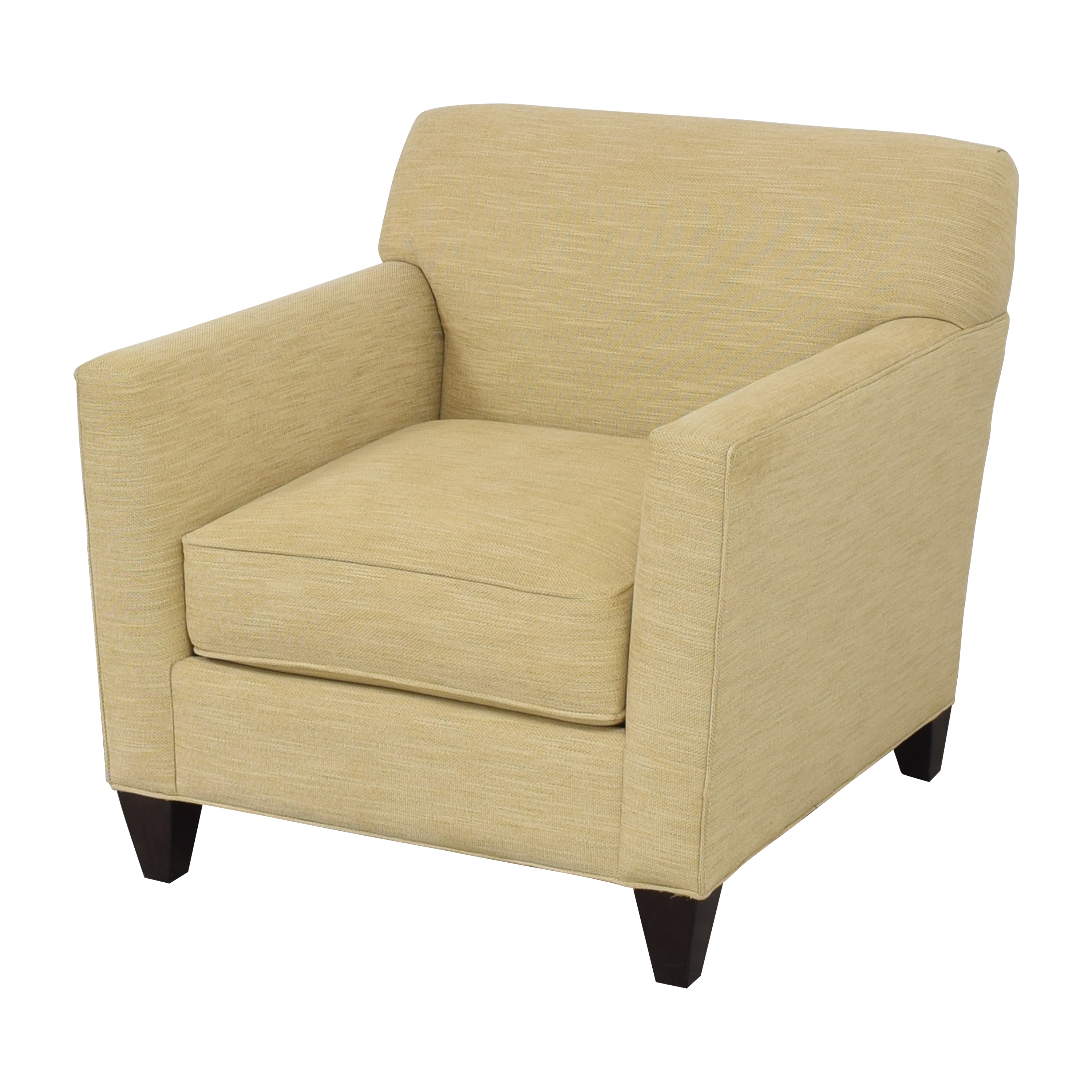 buy Crate & Barrel Hennessy Chair Crate & Barrel Accent Chairs