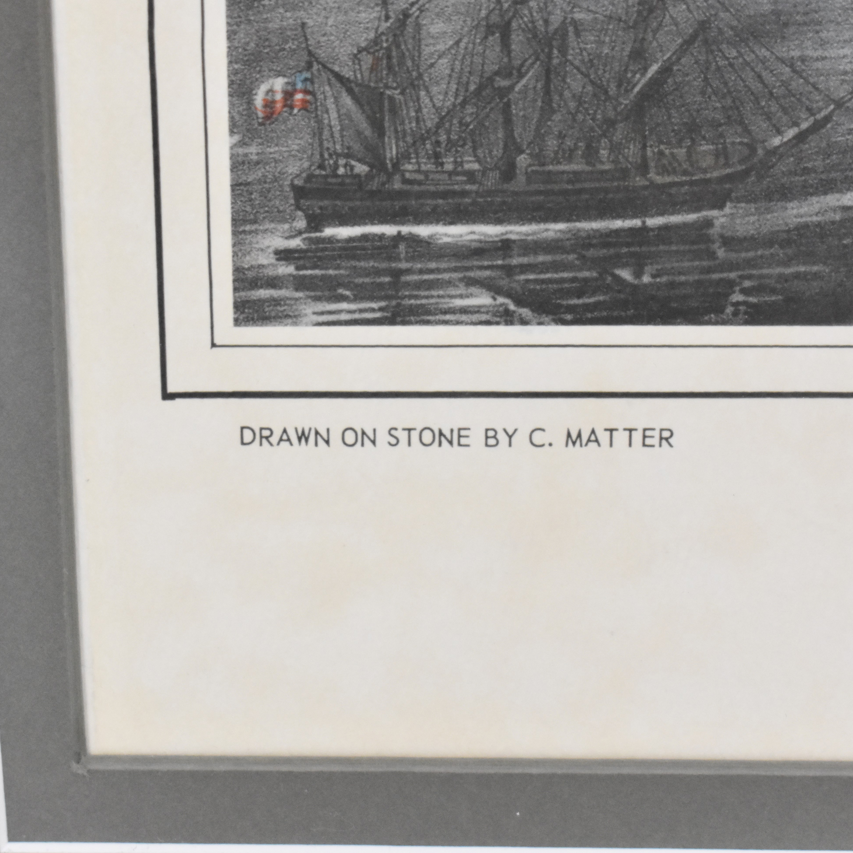 Brooklyn Bridge Framed Wall Art for sale