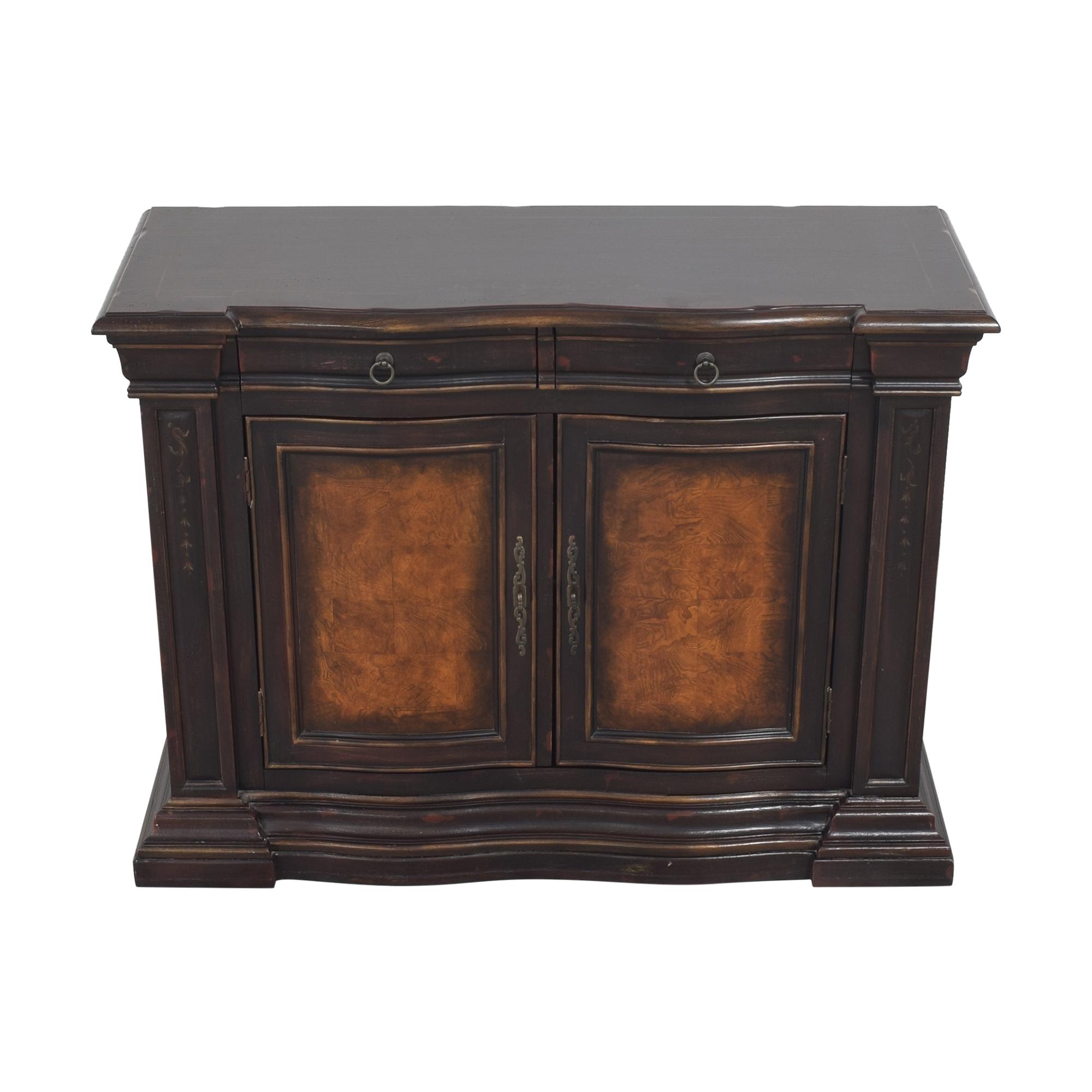 buy Hooker Furniture Two Door Credenza Hooker Furniture Storage