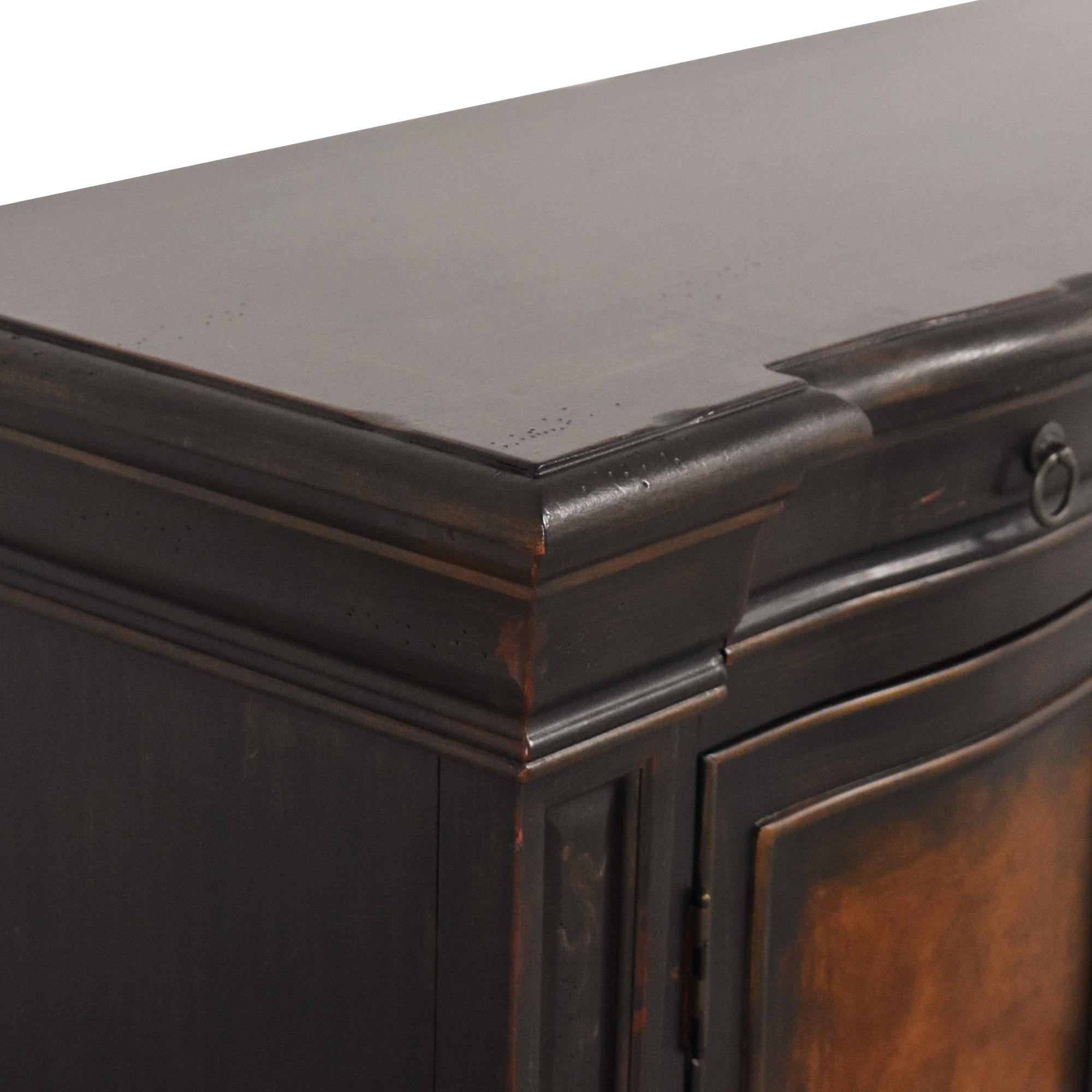 shop Hooker Furniture Two Door Credenza Hooker Furniture Cabinets & Sideboards