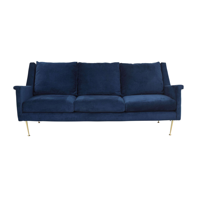 West Elm West Elm Carlo Mid Century Sofa for sale