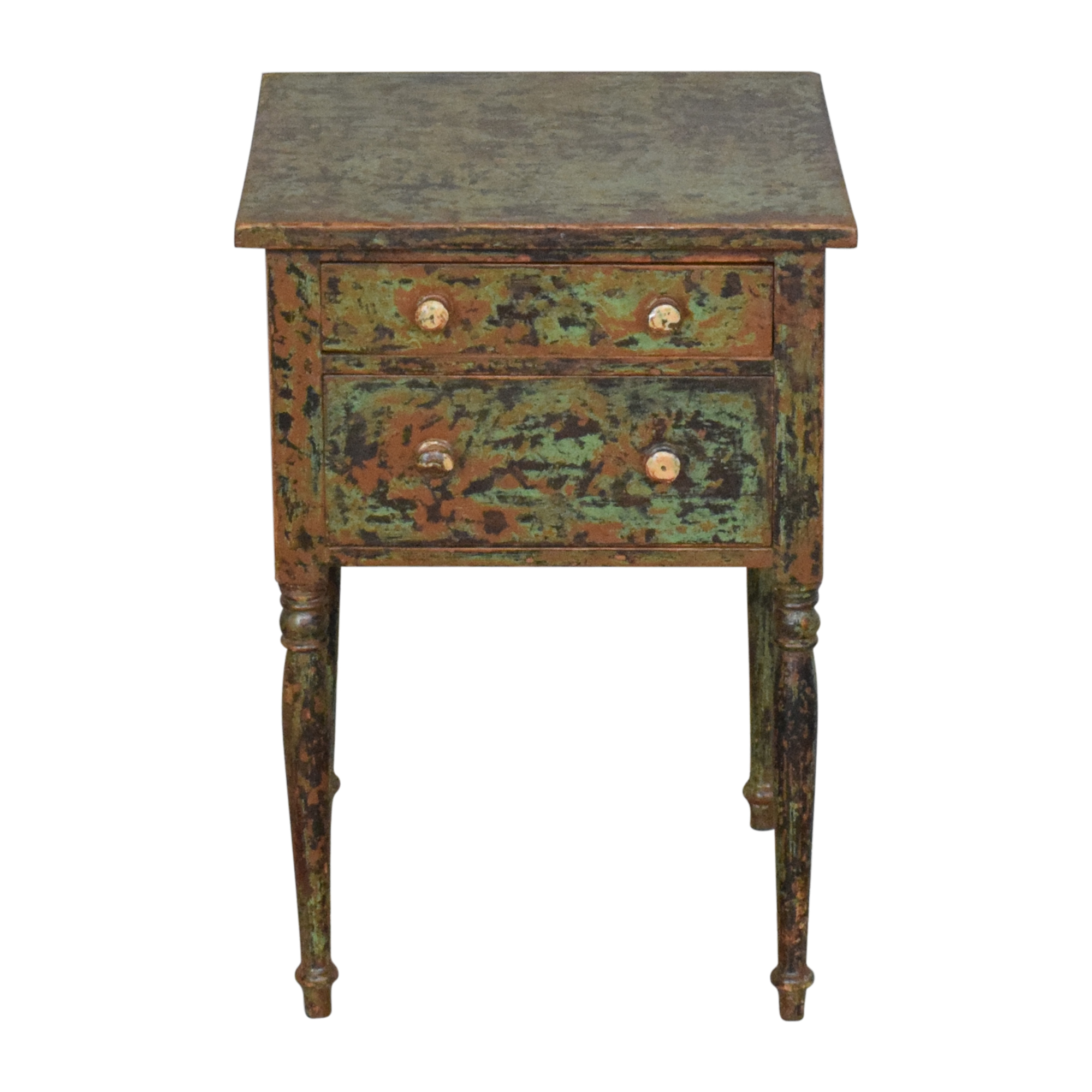 shop  Custom Two Drawer End Table online