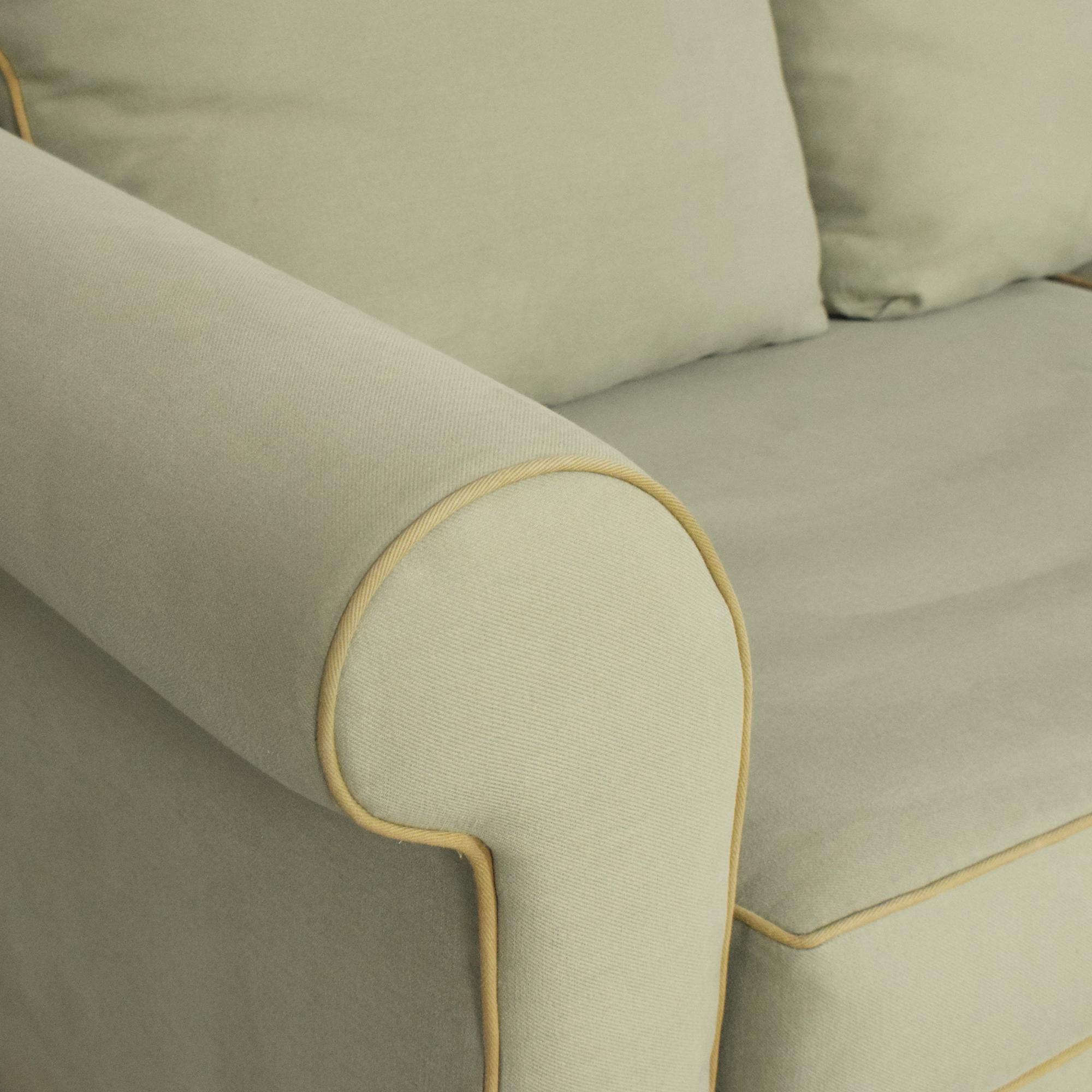 IKEA IKEA Two Cushion Sofa ct