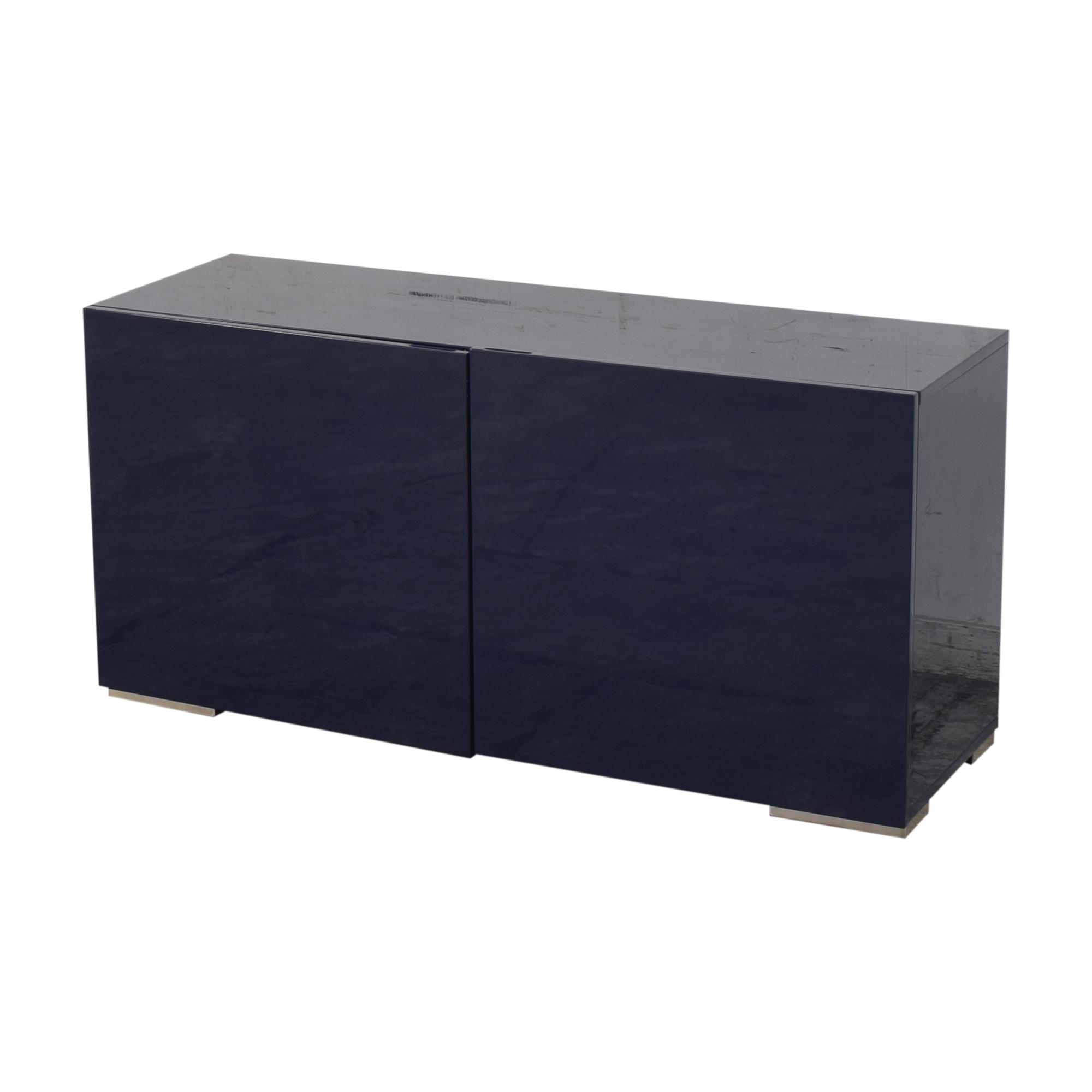 buy CB2 Fuel Credenza CB2 Cabinets & Sideboards