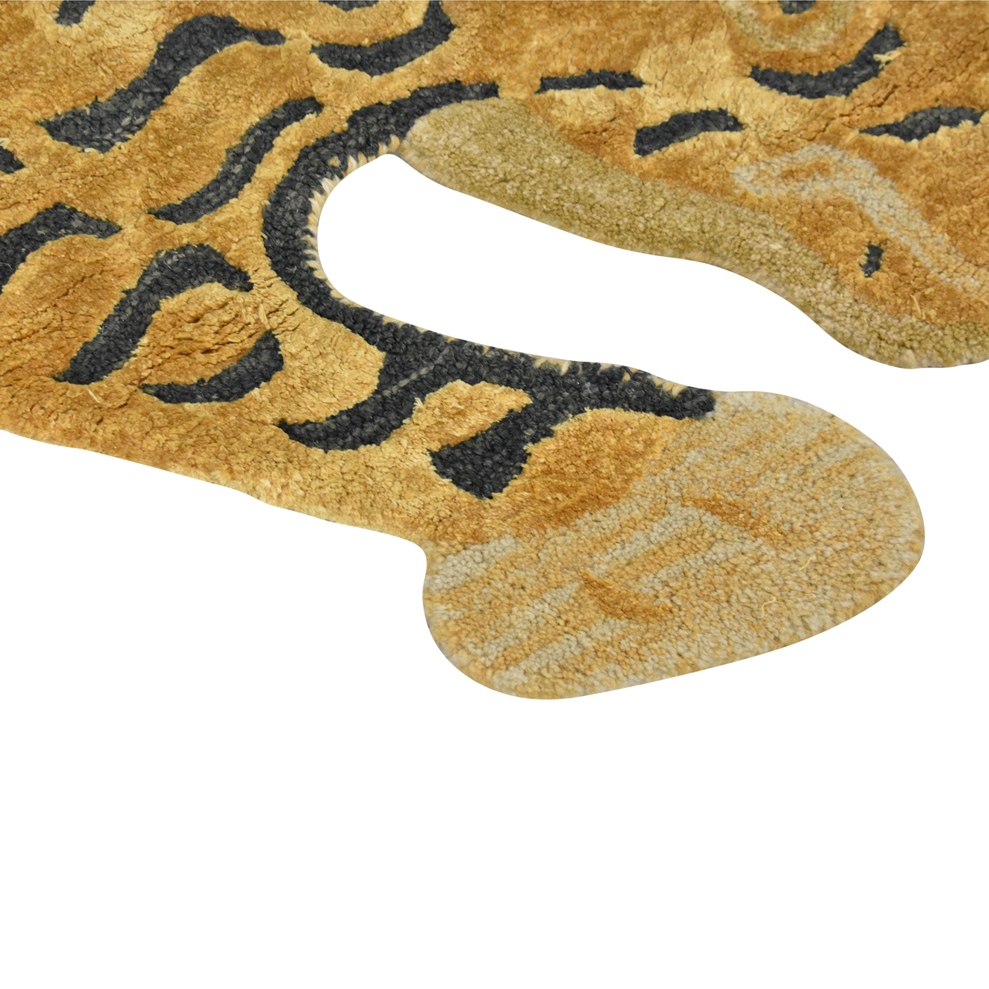 Tiger-Style Area Rug price