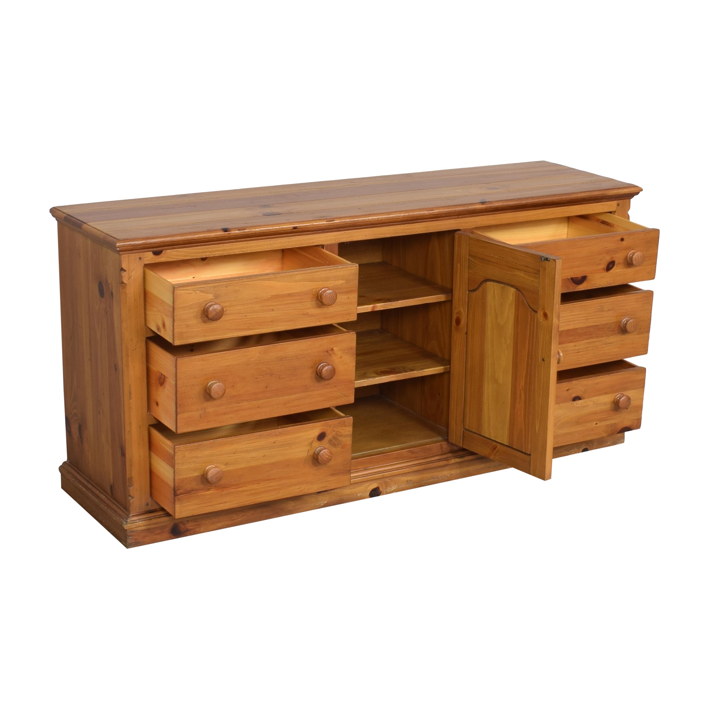 Ethan Allen Ethan Allen Farmhouse Collection Triple Dresser used