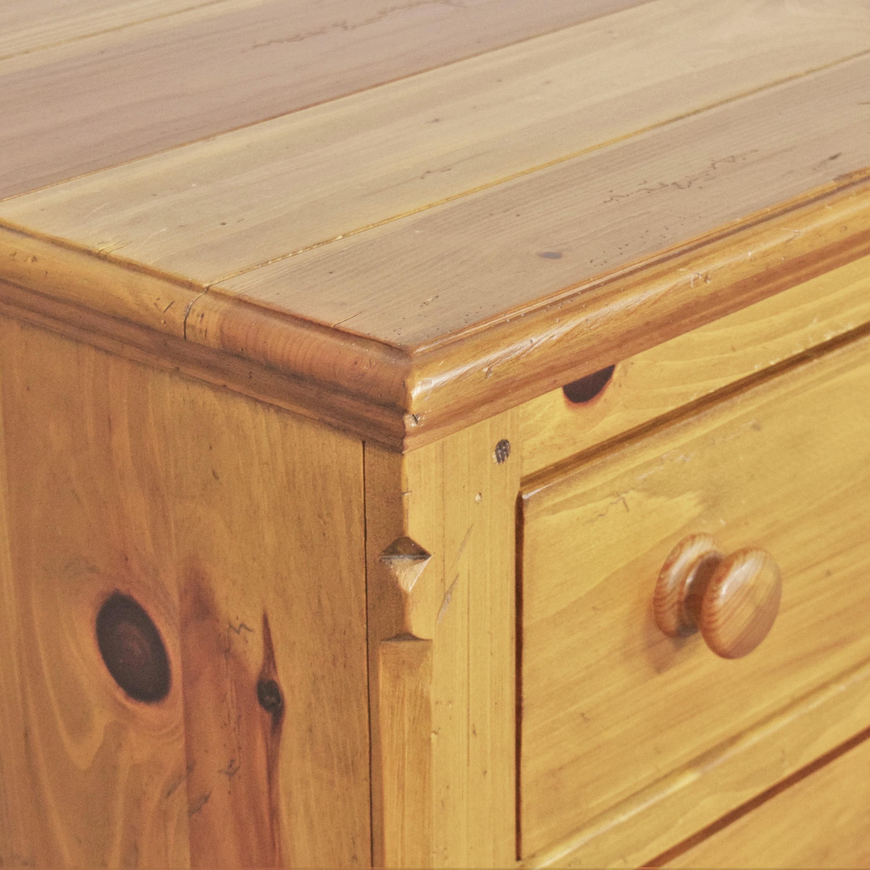 Ethan Allen Ethan Allen Farmhouse Collection Triple Dresser dimensions