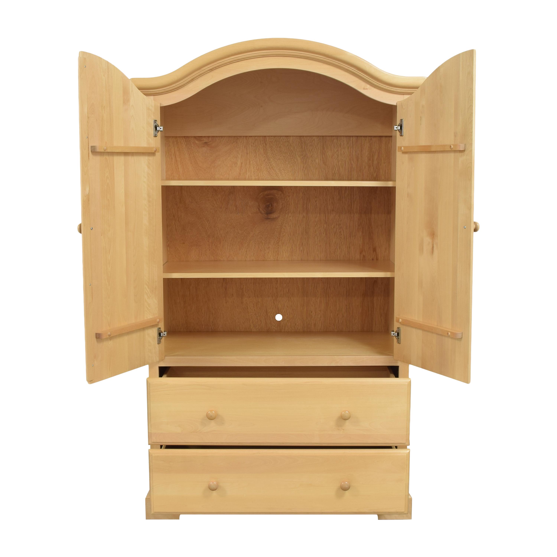 shop Two Door Armoire  Wardrobes & Armoires